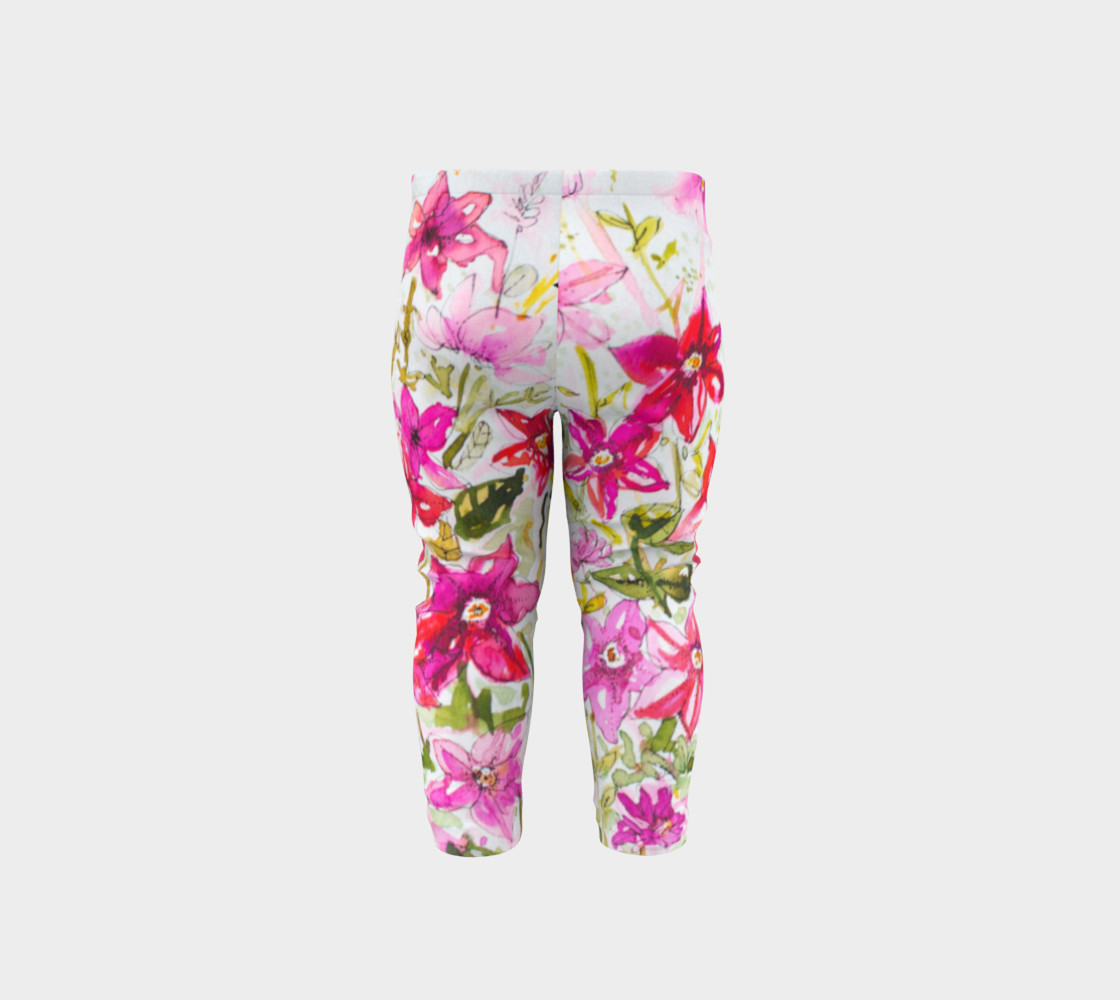 Baby leggings Pink Mademoiselle preview #5