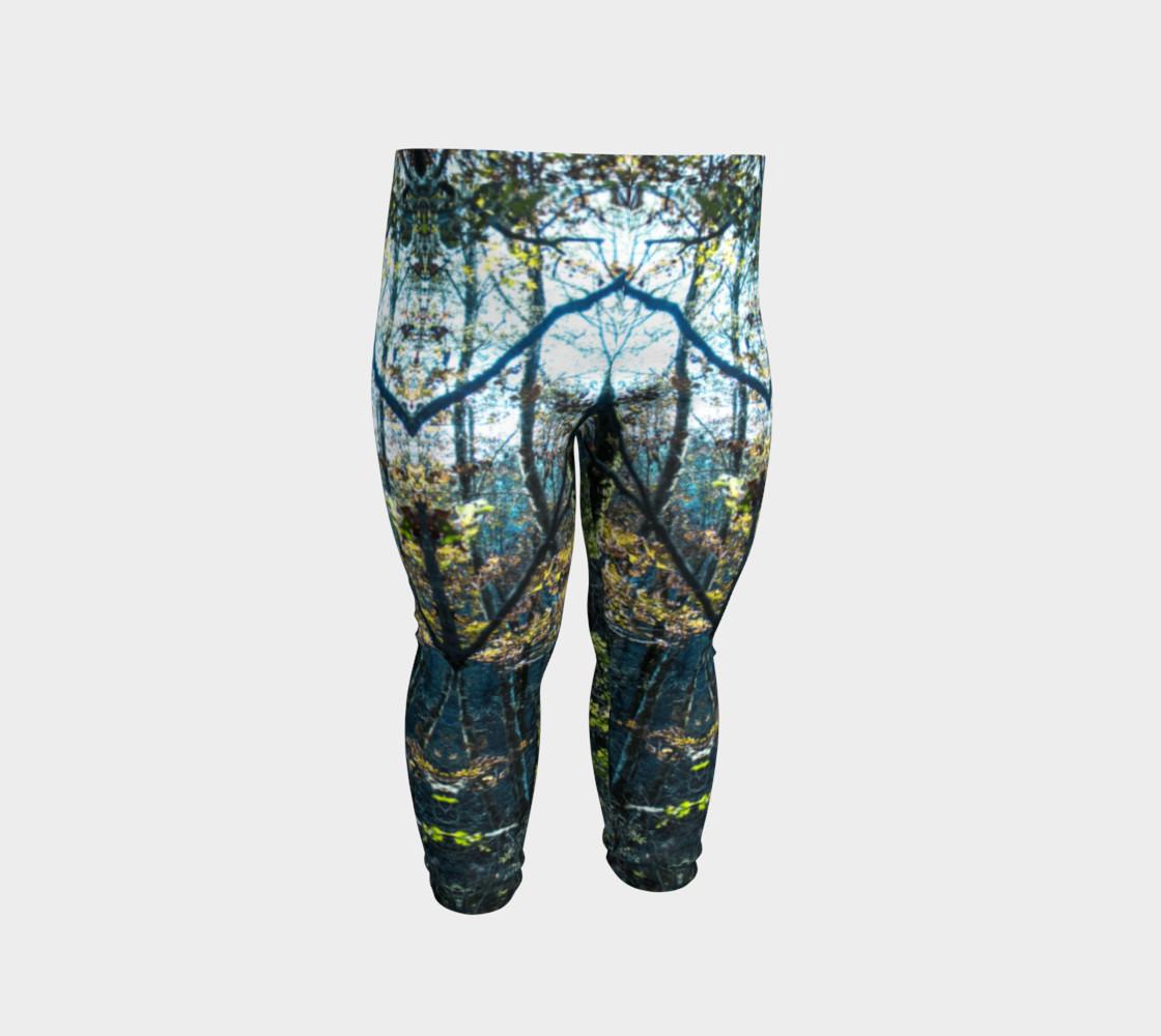 Aperçu de Mossy Forest Baby Leggings #2