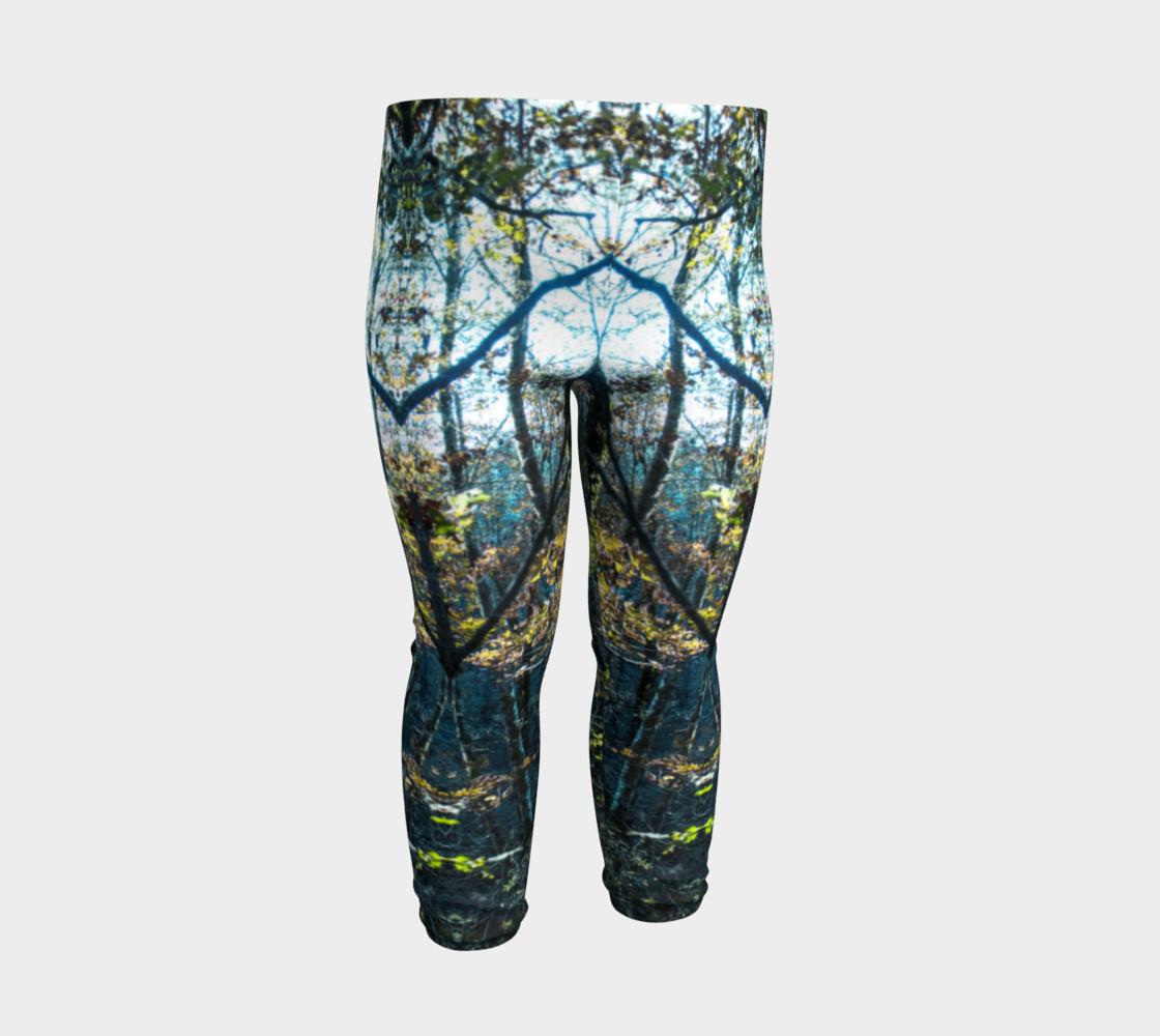 Aperçu de Mossy Forest Baby Leggings #3