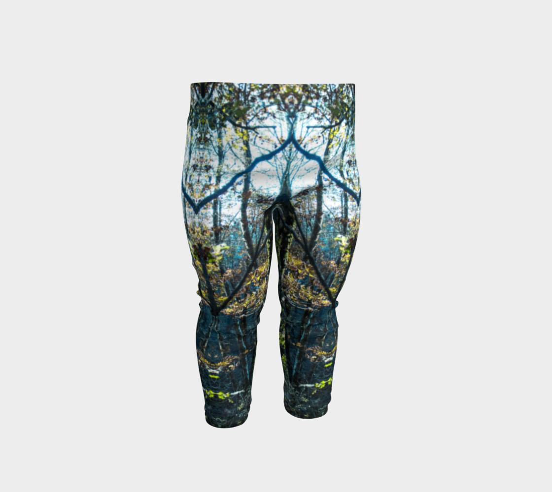 Aperçu de Mossy Forest Baby Leggings #1