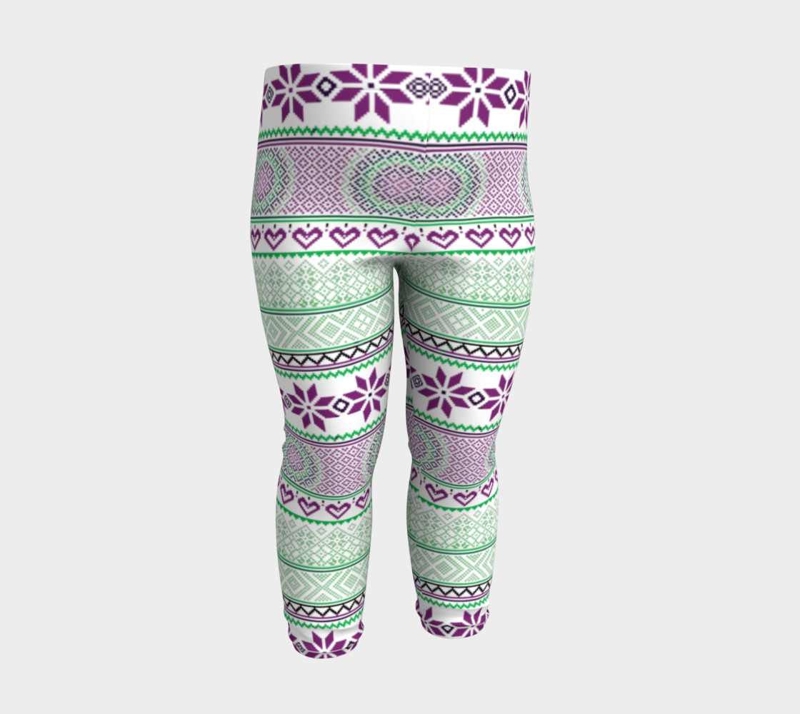 Min Tribe Baby Legs preview #3