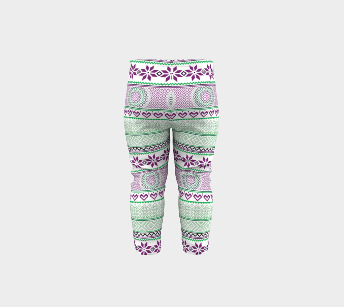 Min Tribe Baby Legs preview #5