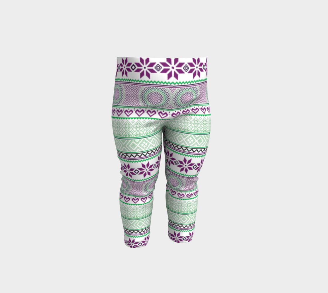 Min Tribe Baby Legs preview #1