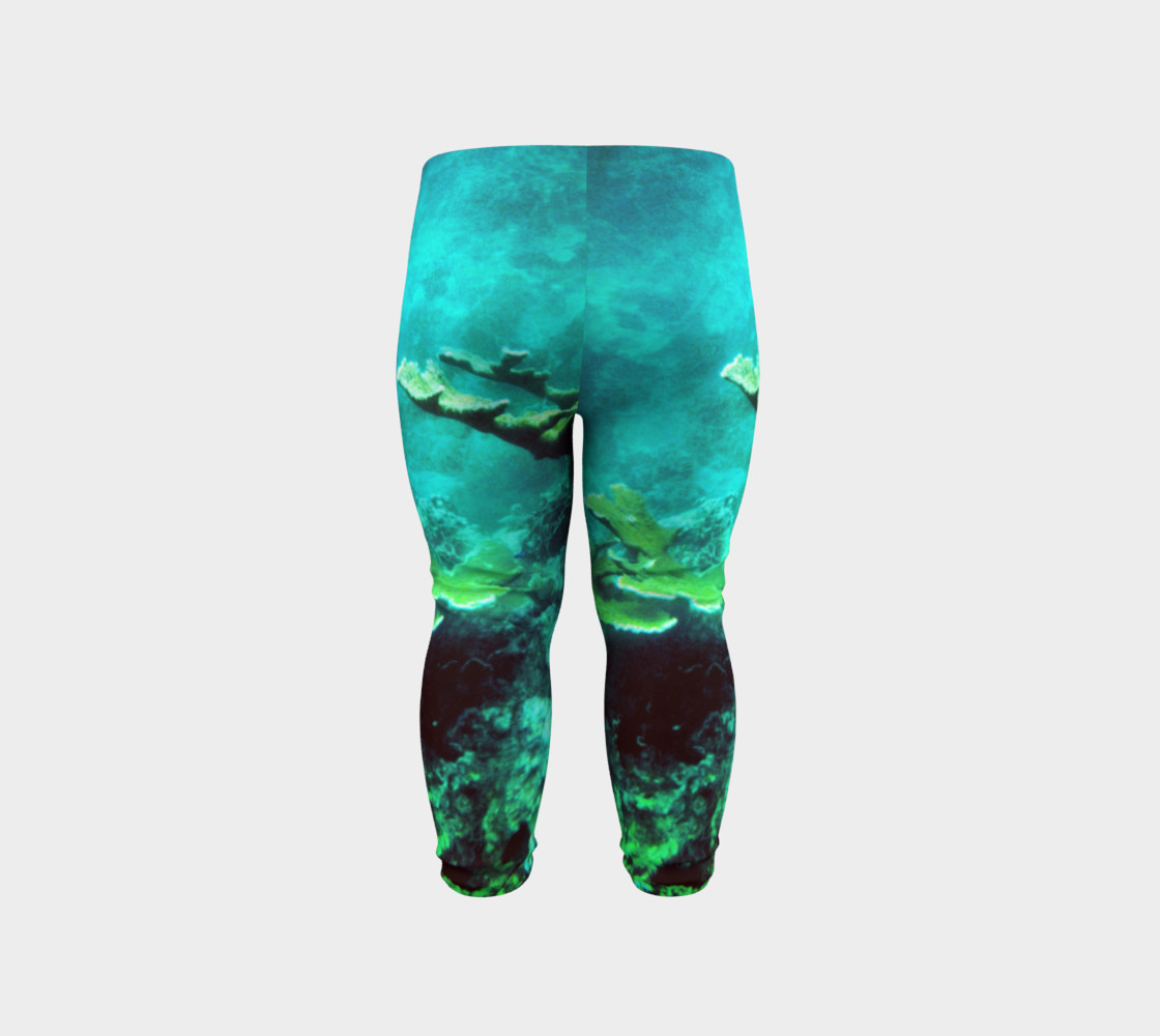 underwater leggings - baby preview #6