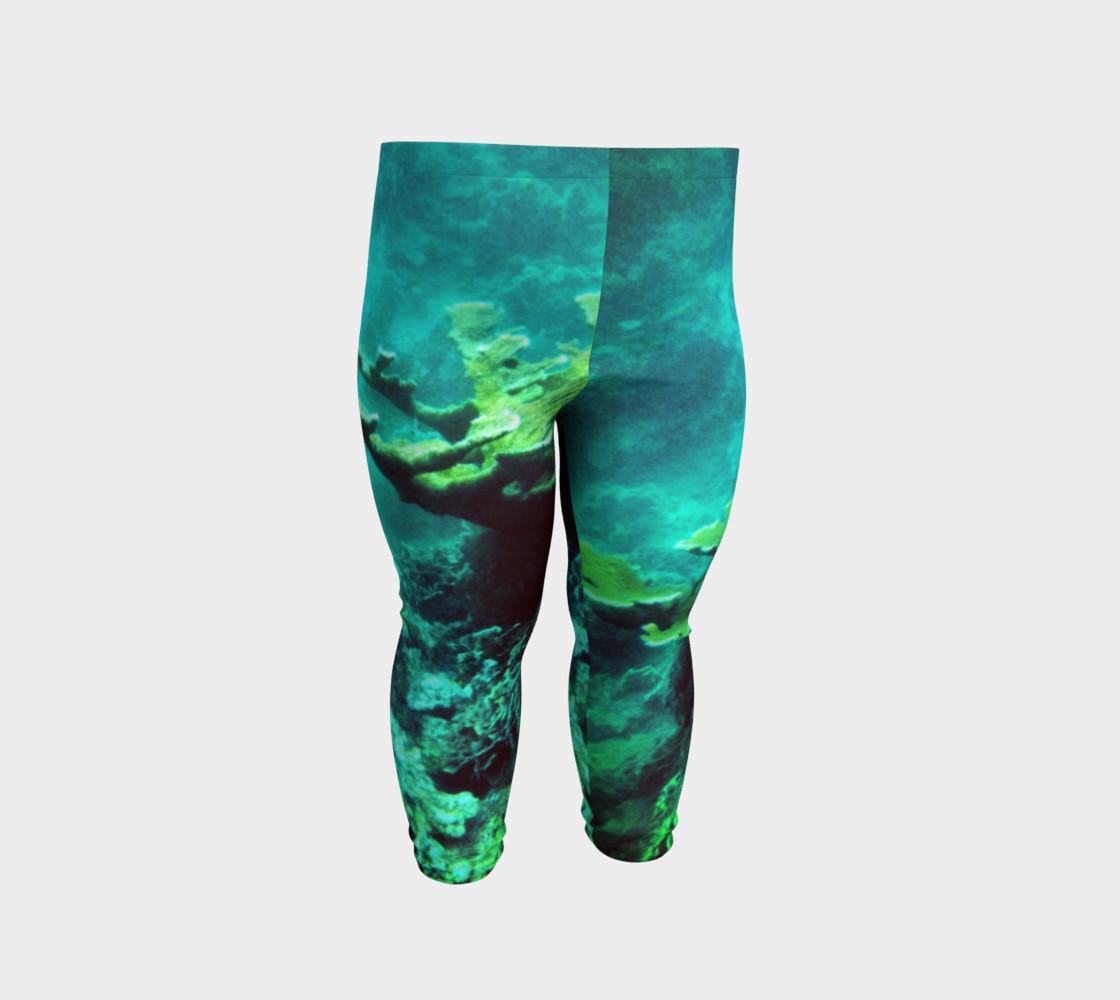 underwater leggings - baby preview #2