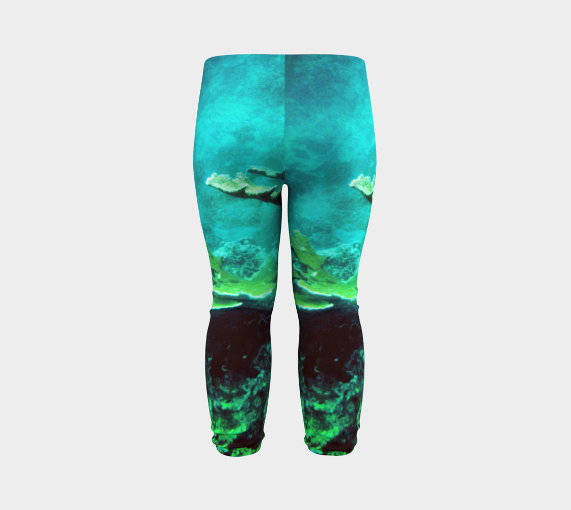 underwater leggings - baby preview #7