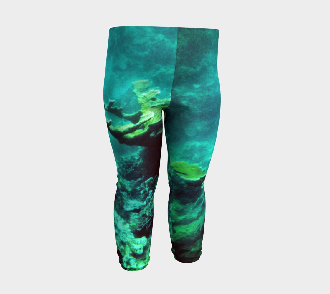 underwater leggings - baby preview #3