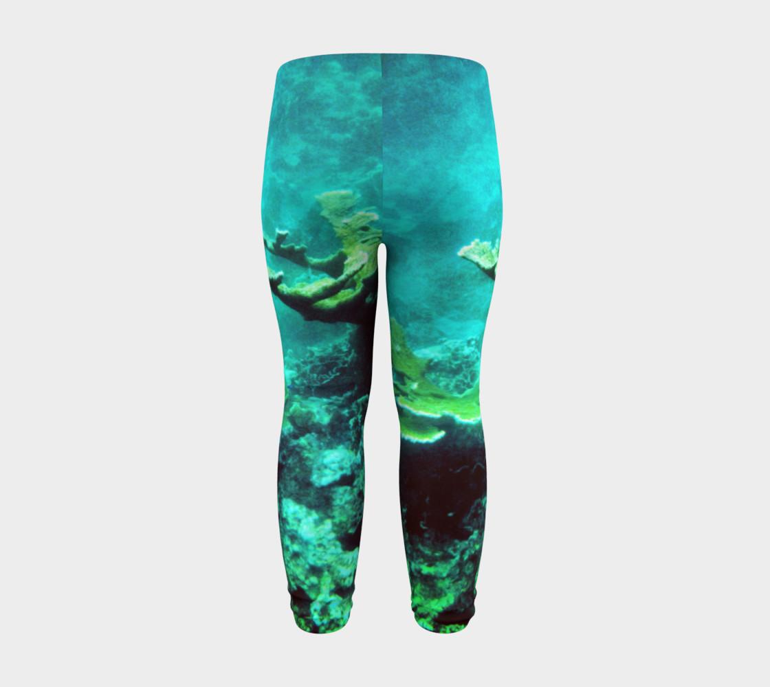 underwater leggings - baby preview #8