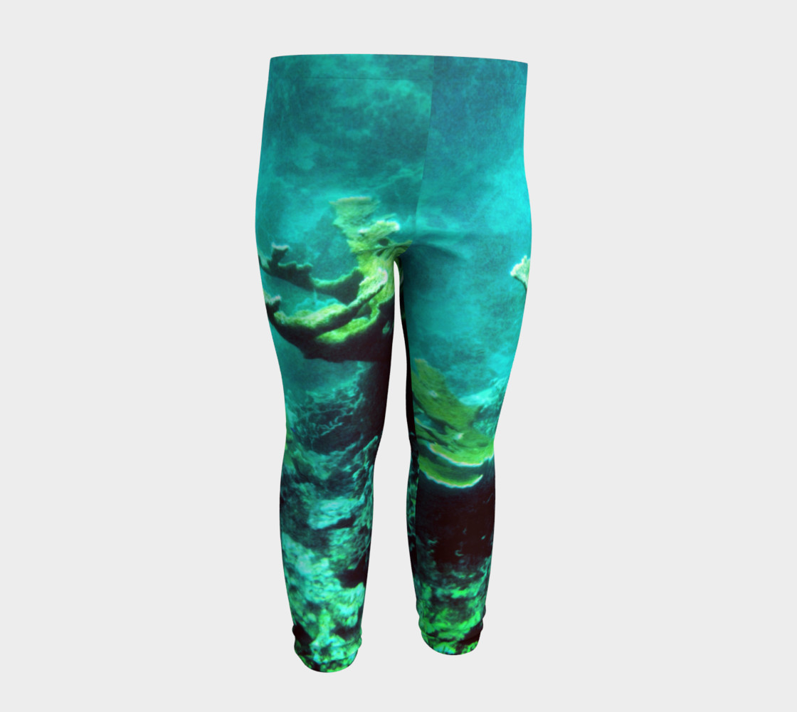 underwater leggings - baby preview #4
