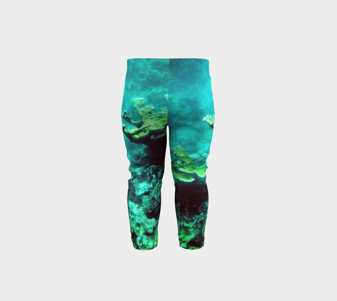 underwater leggings - baby preview #5
