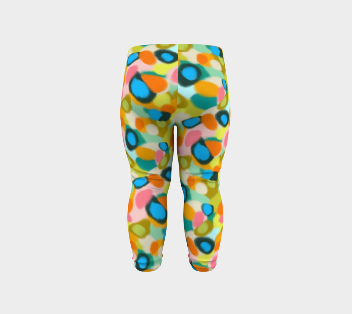 Color Cantata Baby Artist Leggings preview #6