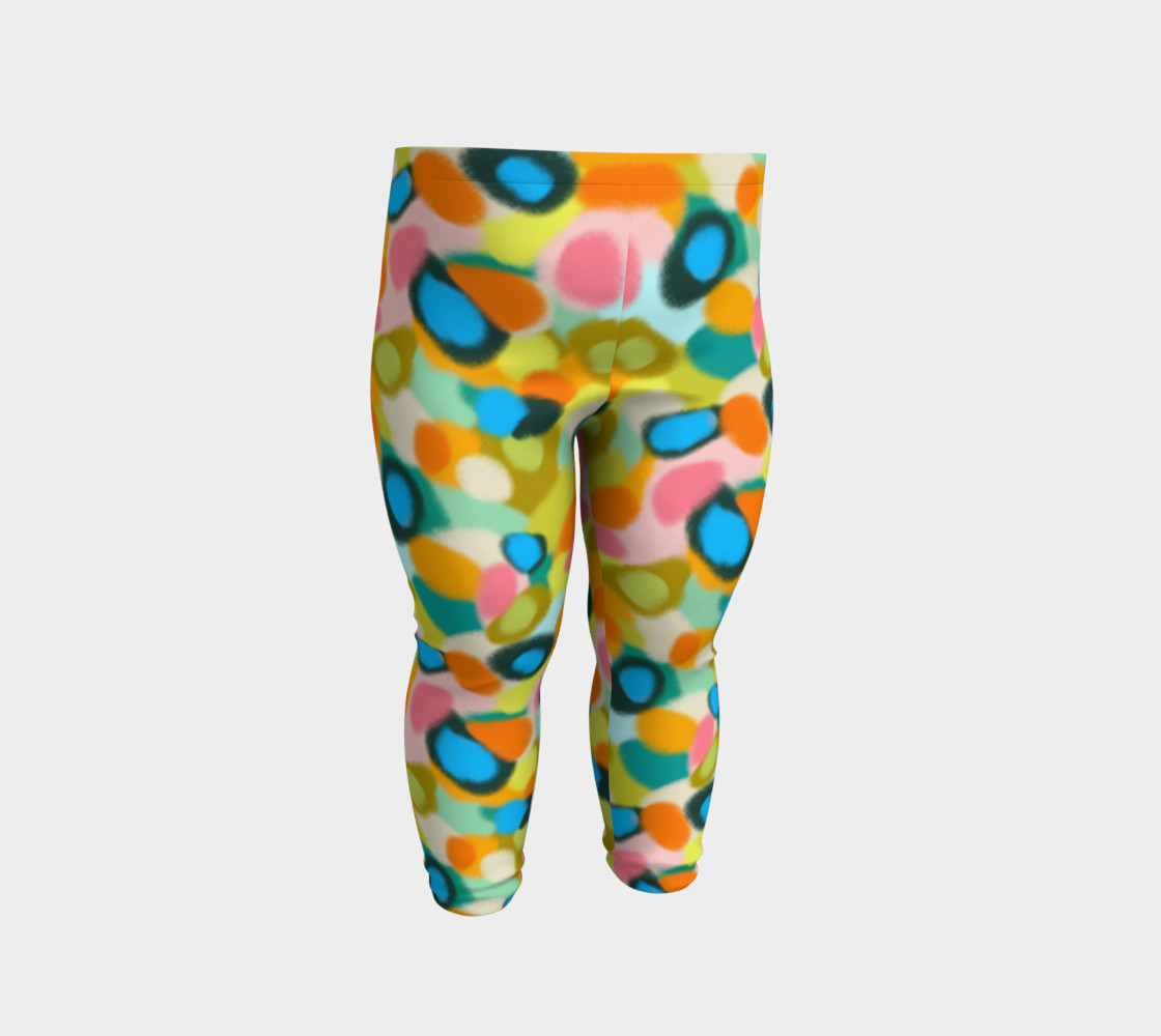Color Cantata Baby Artist Leggings preview #2