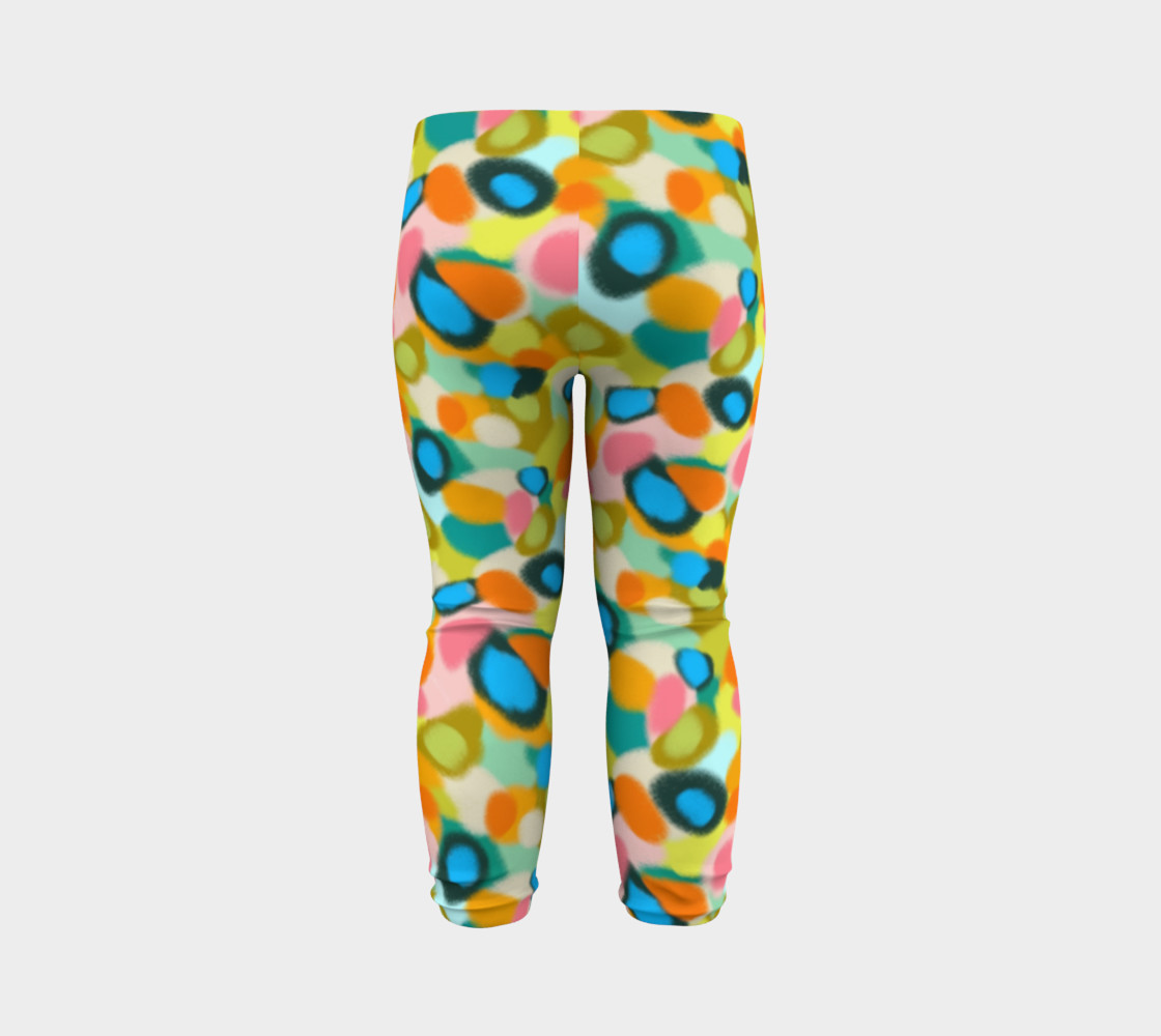 Color Cantata Baby Artist Leggings preview #7