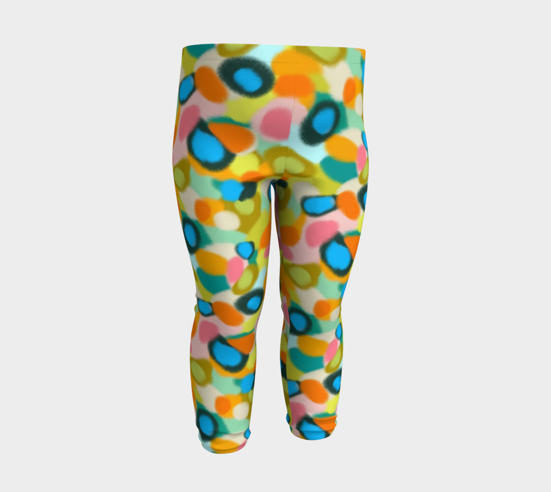 Color Cantata Baby Artist Leggings preview #3