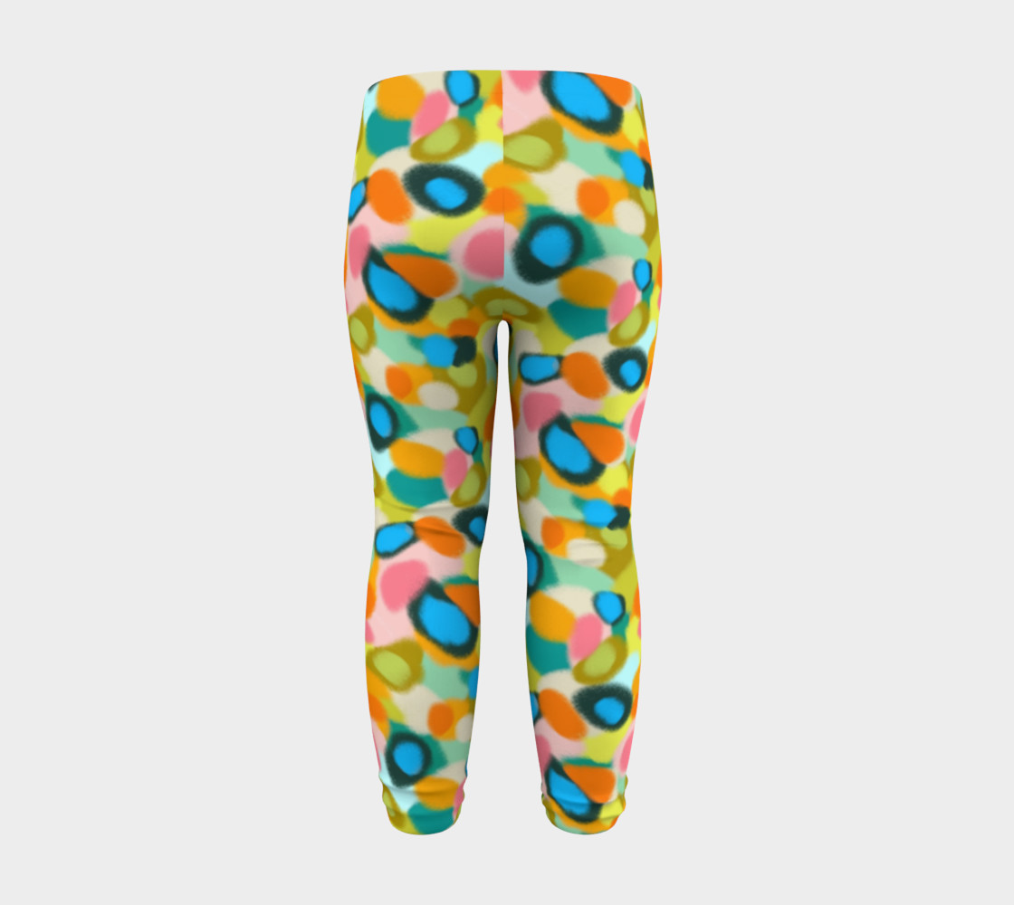 Color Cantata Baby Artist Leggings preview #8