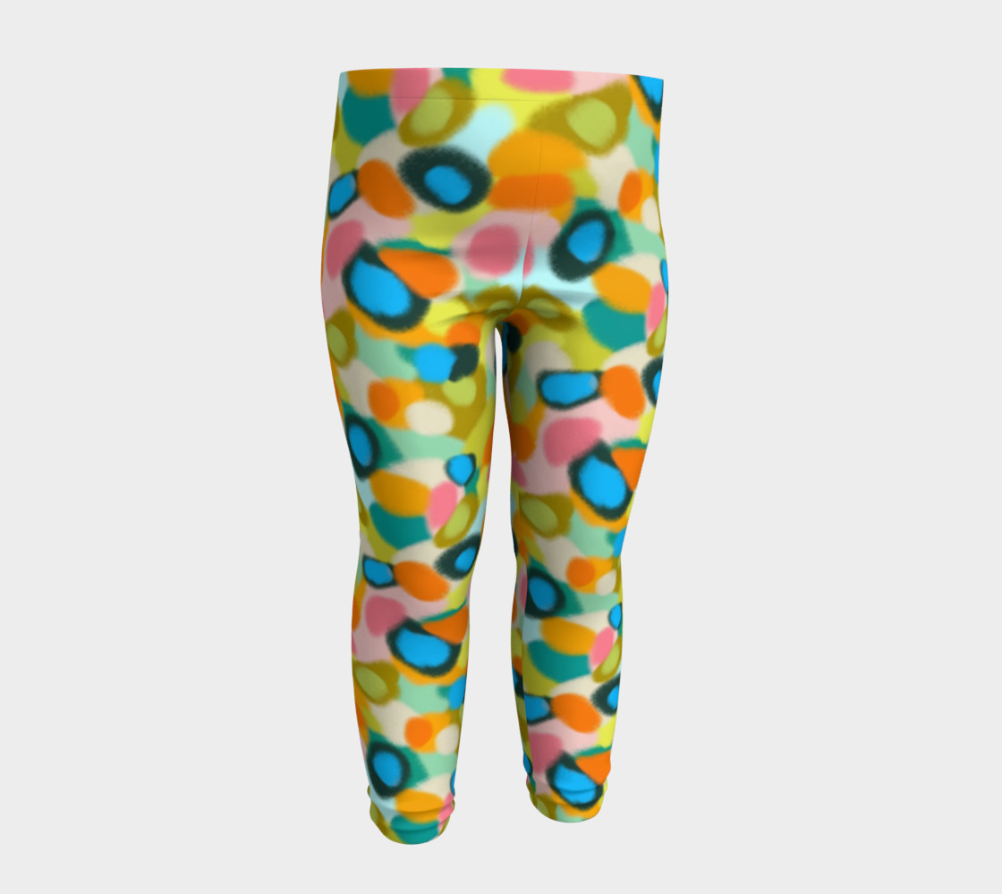 Color Cantata Baby Artist Leggings preview #4