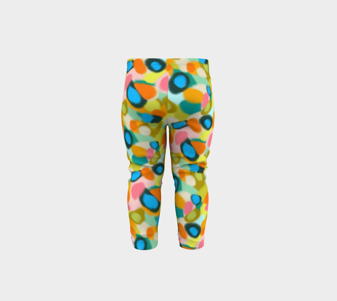 Color Cantata Baby Artist Leggings preview #5