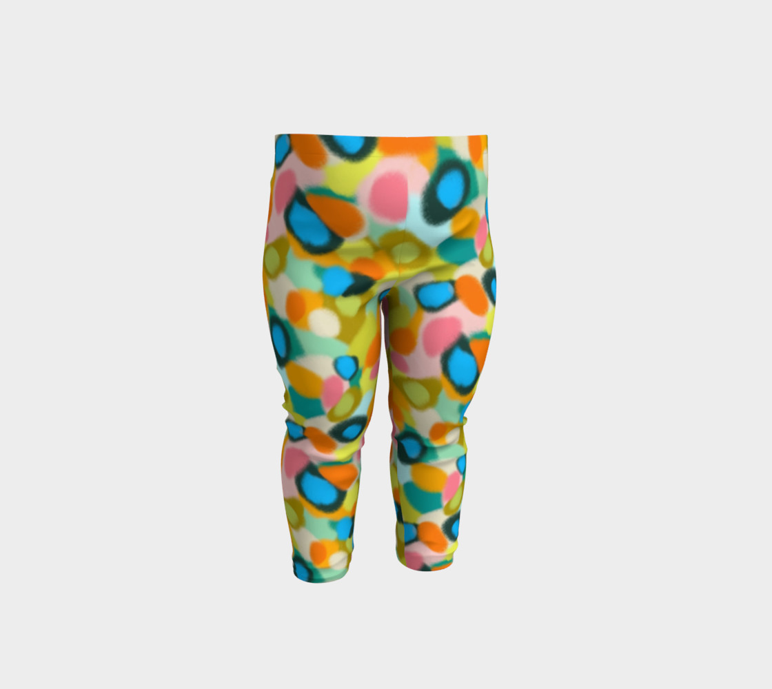 Color Cantata Baby Artist Leggings preview #1