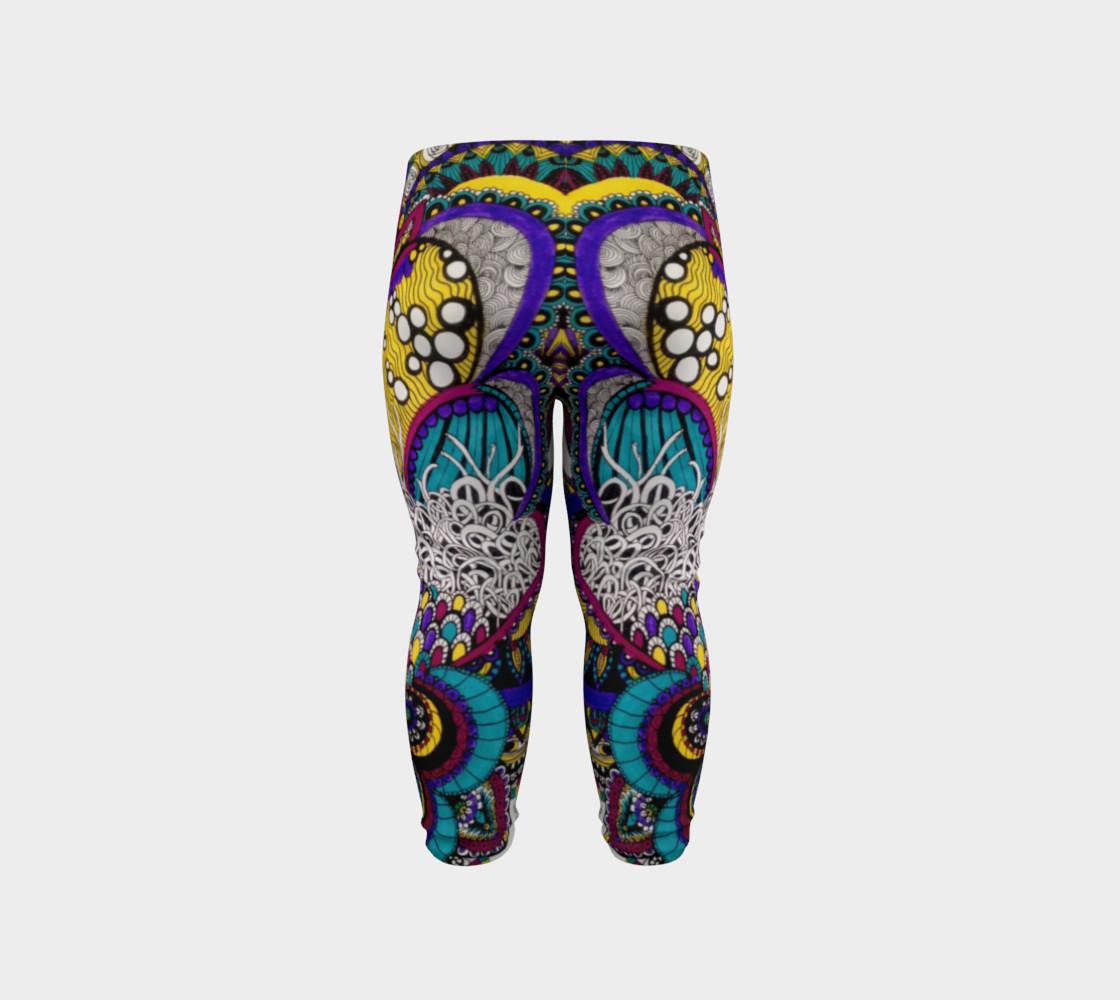 Funky Fresh Children's leggings preview #6