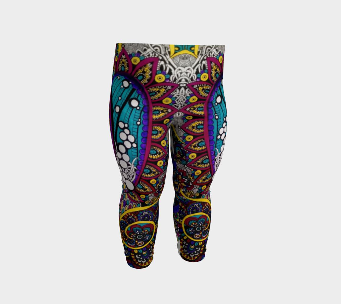 Funky Fresh Children's leggings preview #2