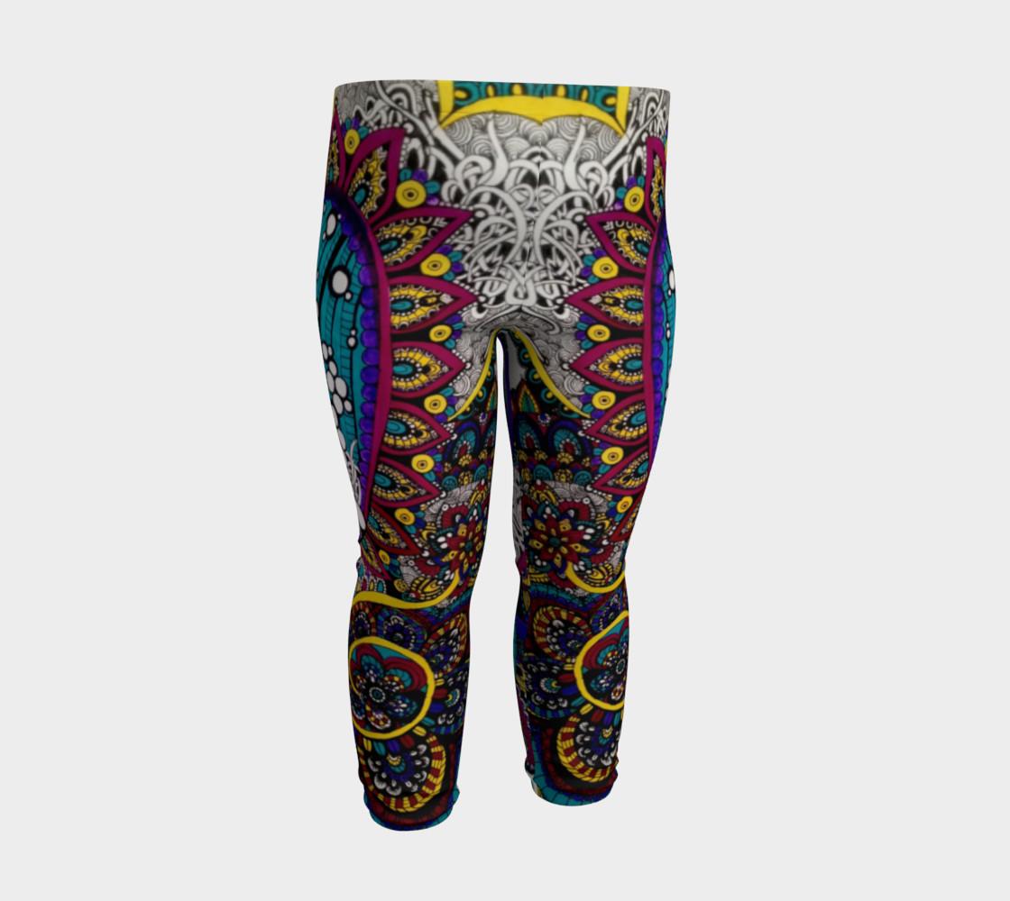 Funky Fresh Children's leggings preview #3
