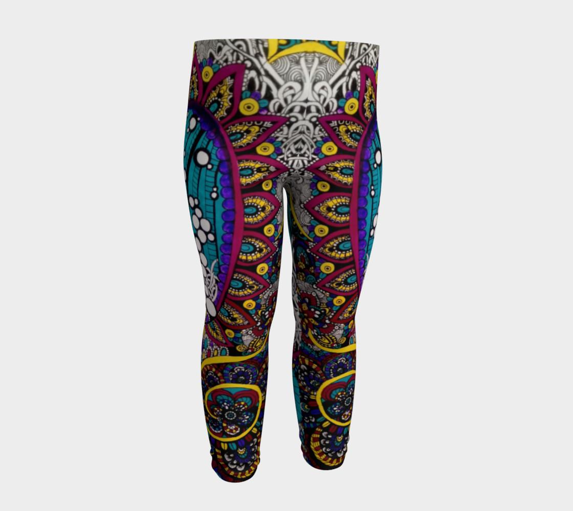 Funky Fresh Children's leggings preview #4