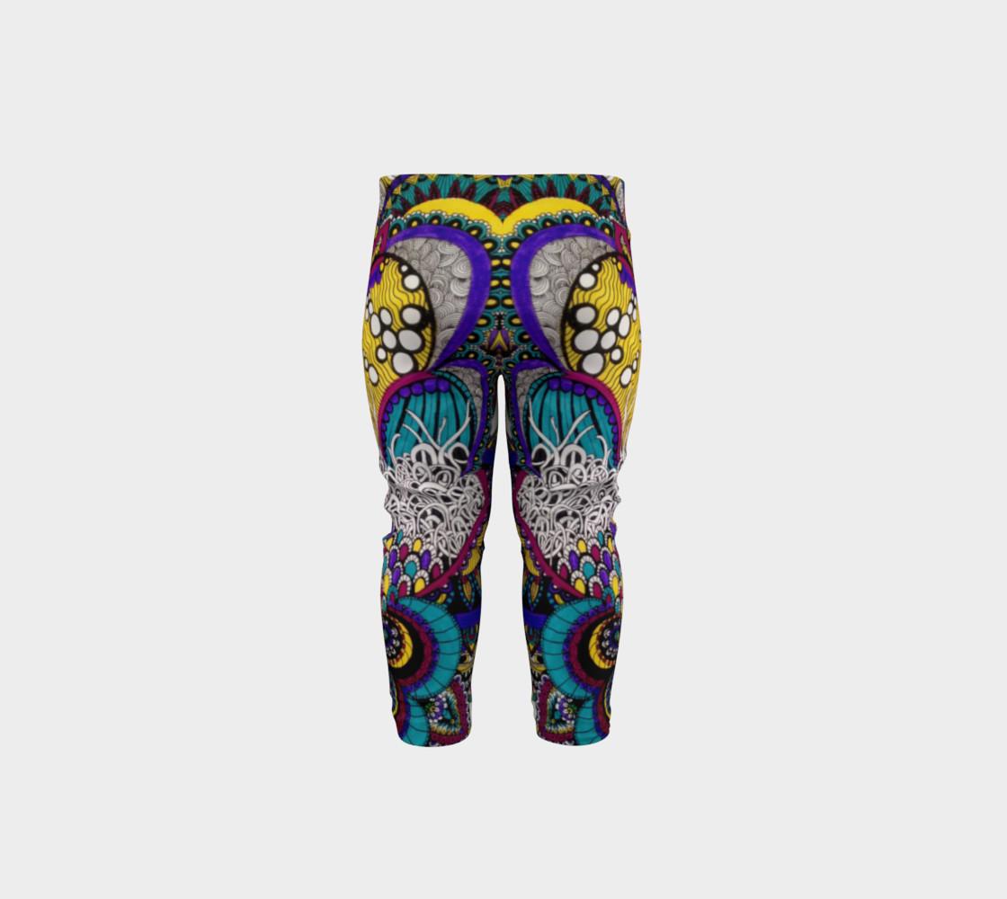 Funky Fresh Children's leggings preview #5