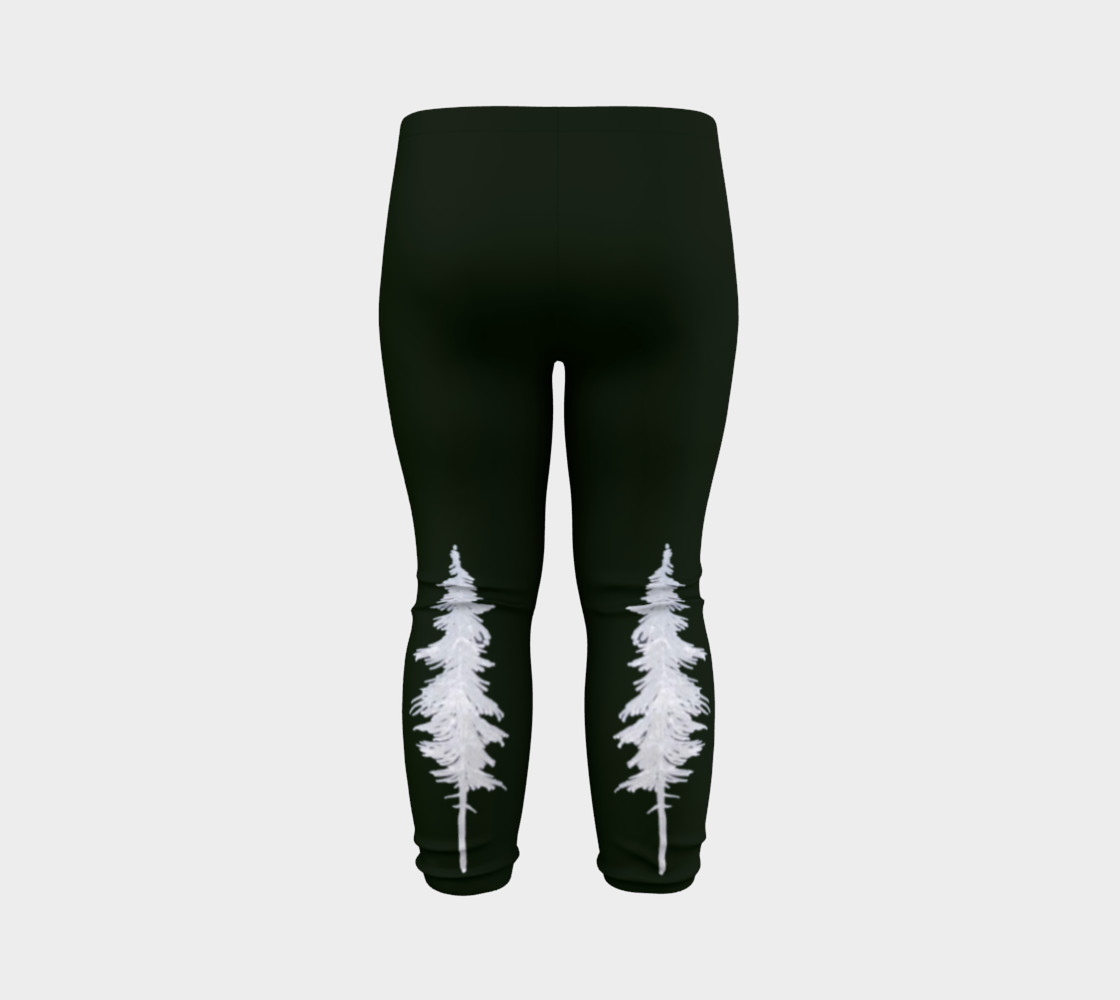 Snow Tree Leggings preview #7