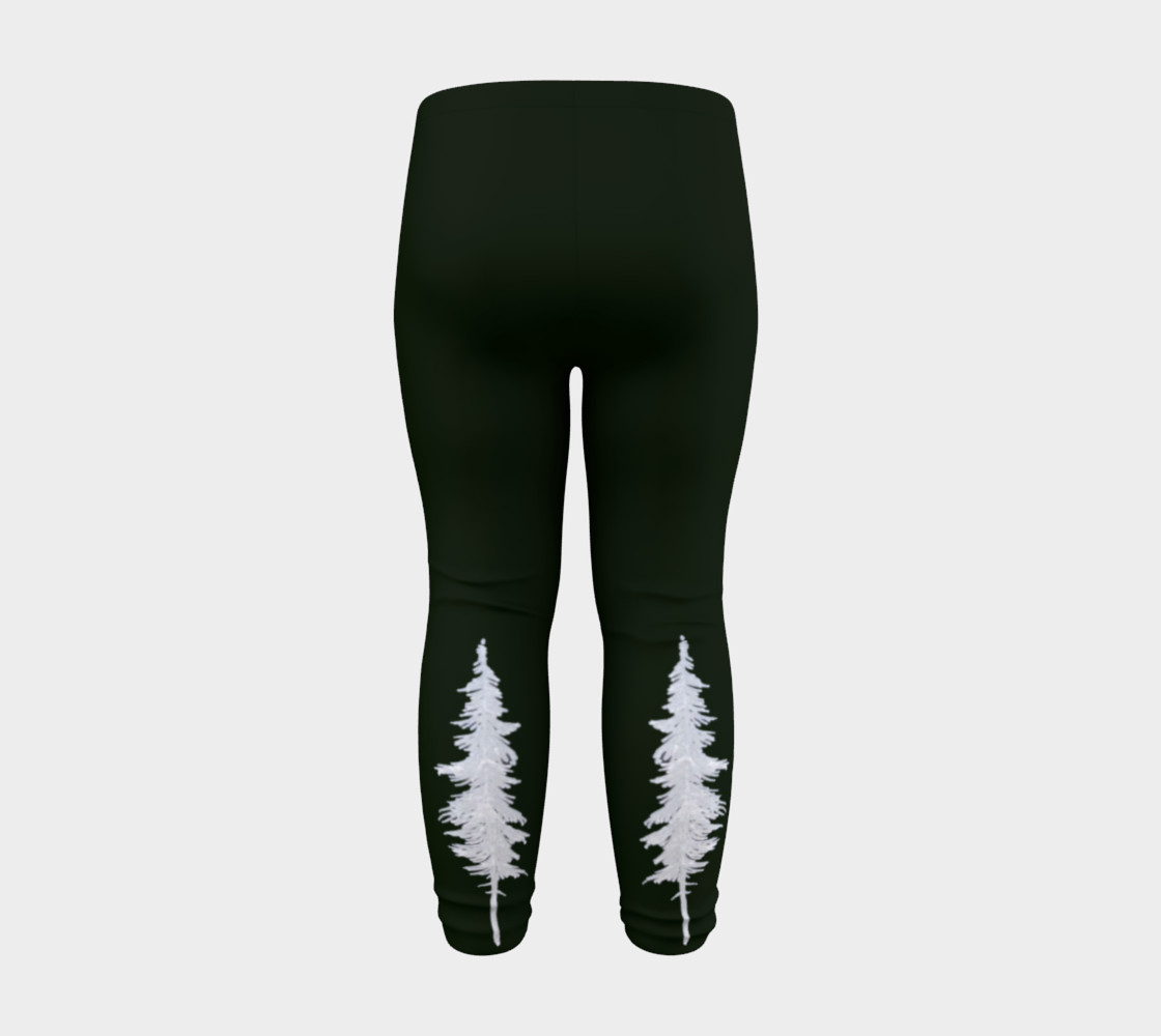 Snow Tree Leggings preview #8