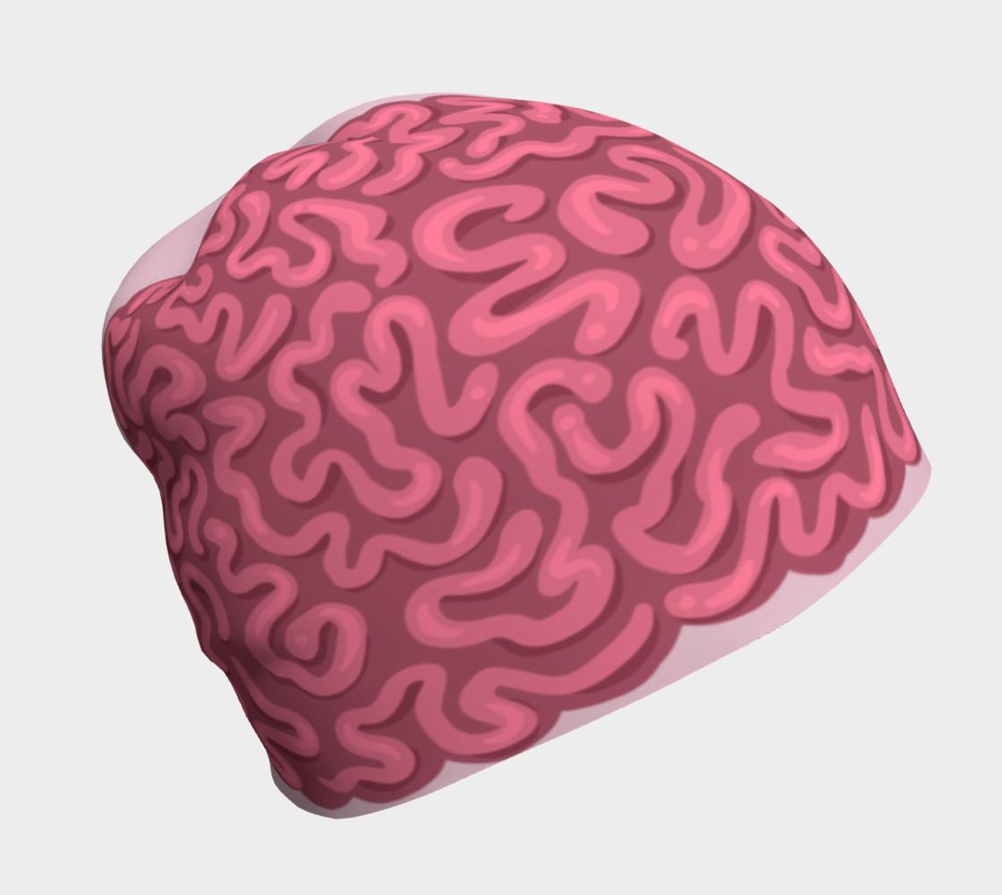 Aperçu de Brain Beanie #1