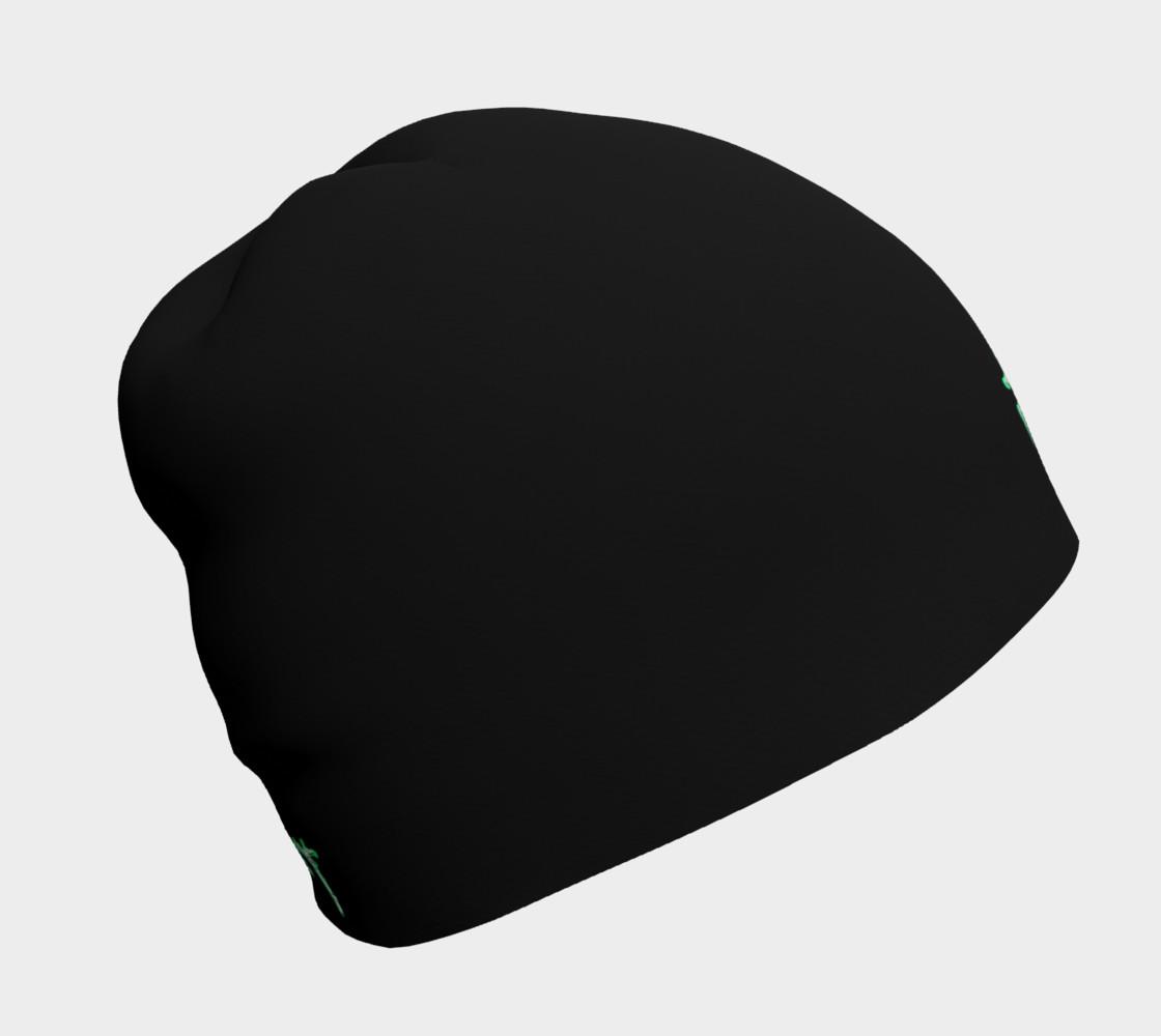 Radagast Beanie Black preview #1