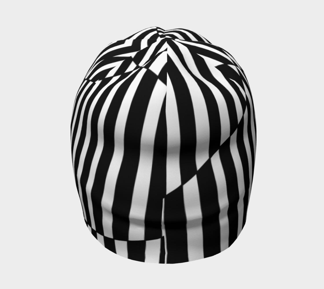 Crazy Stripes Beanie preview #4