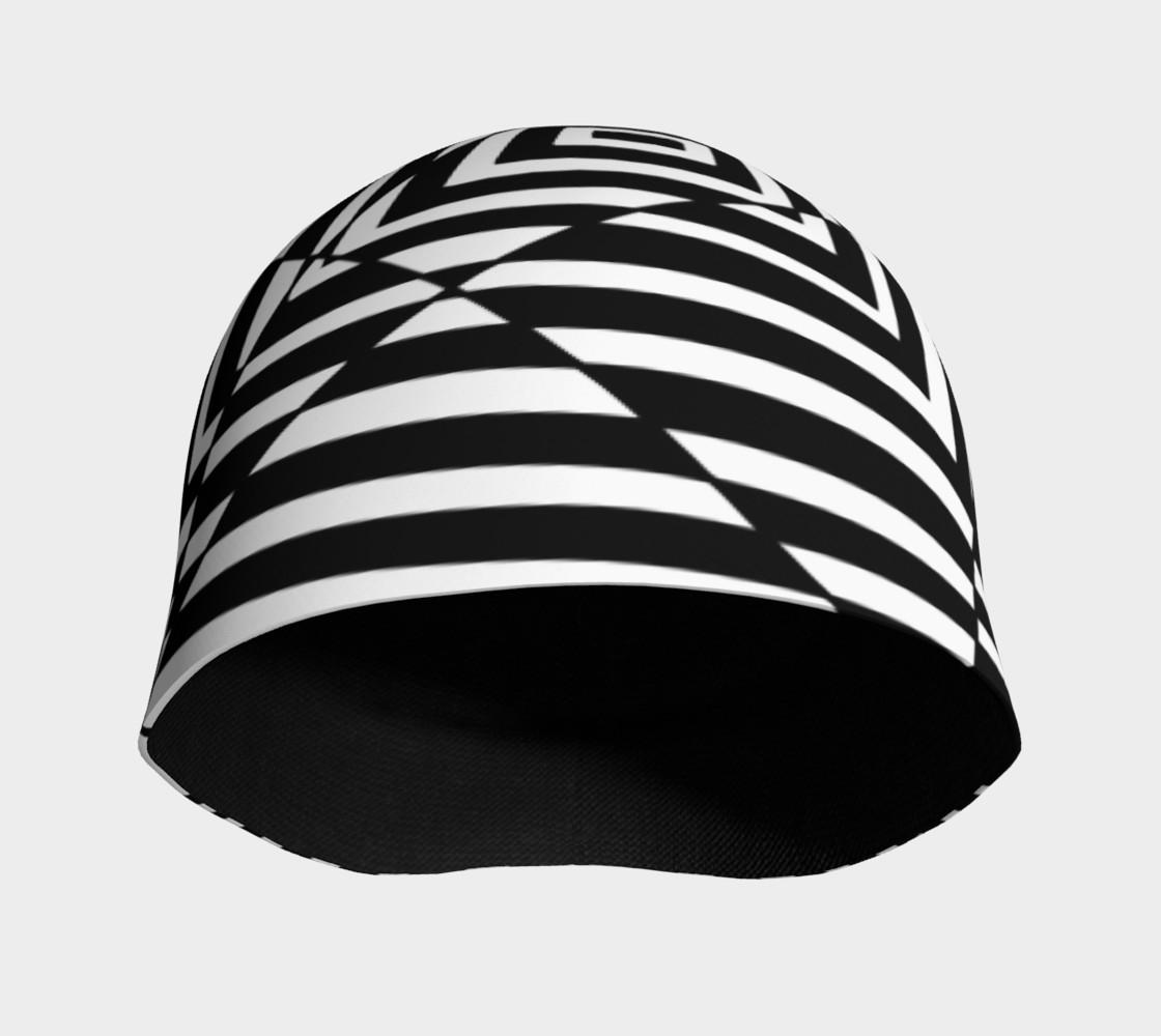 Crazy Stripes Beanie preview #3