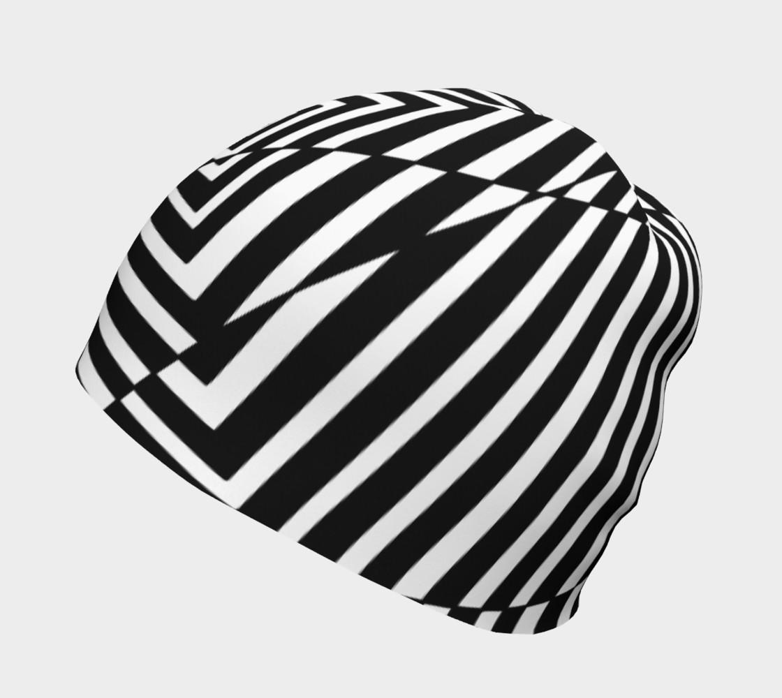 Crazy Stripes Beanie preview #2