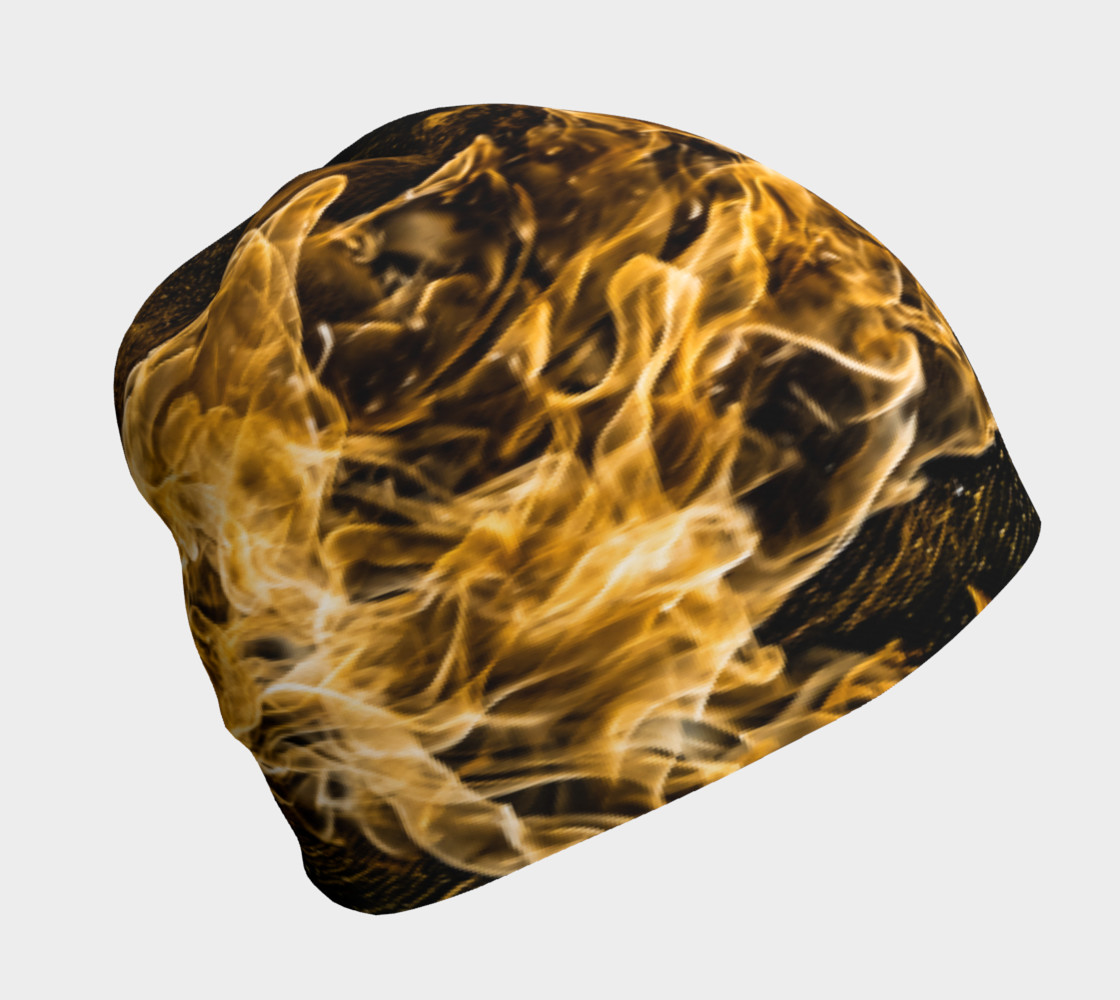 Classic Flame Beanie preview #1