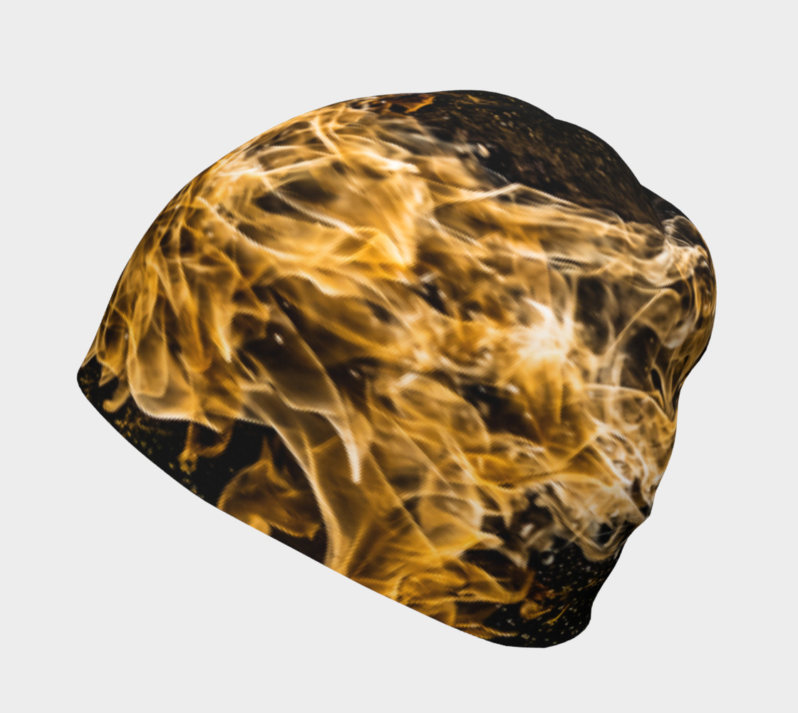 Classic Flame Beanie preview #2