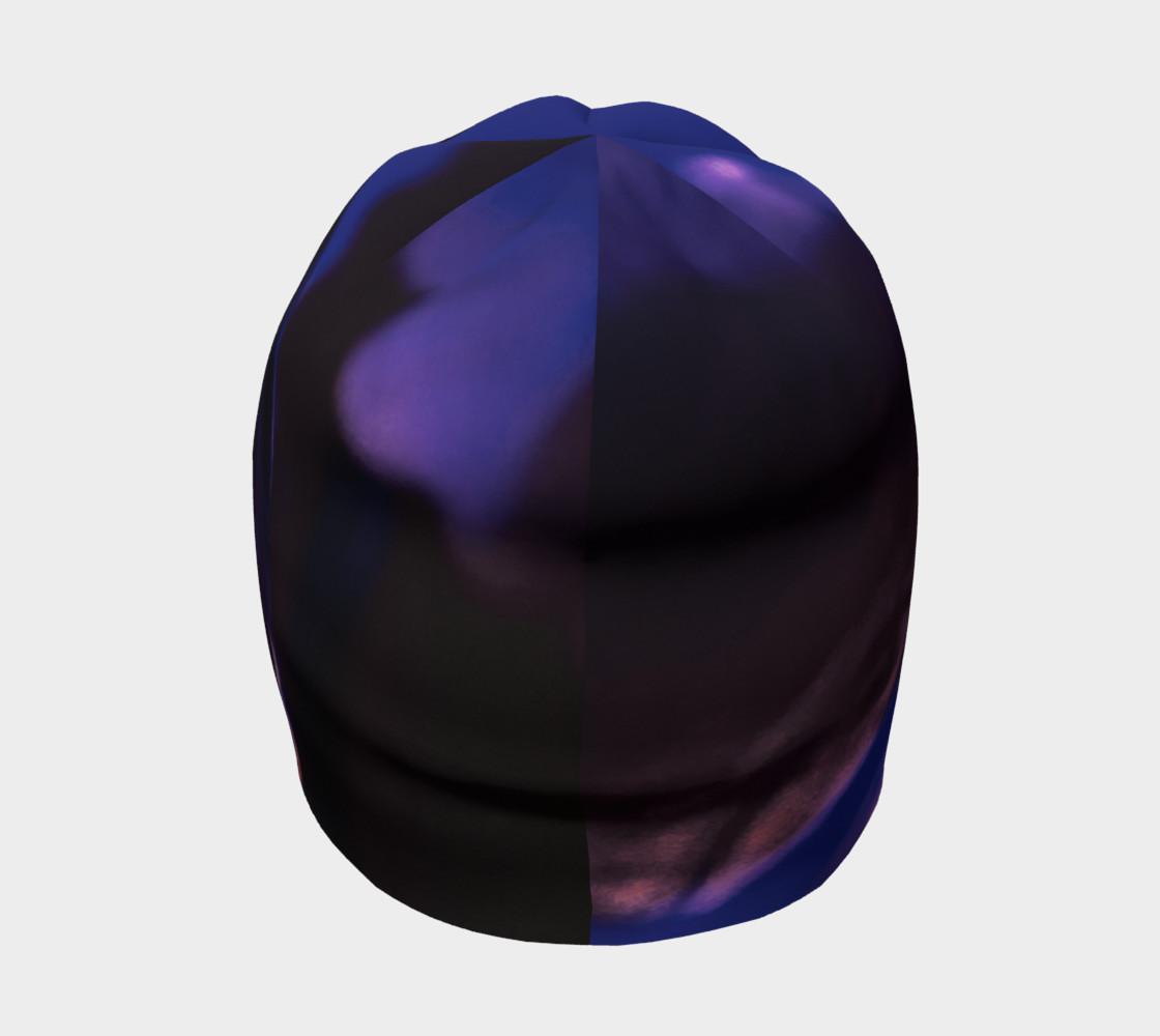 Purple Women Beanie preview #4