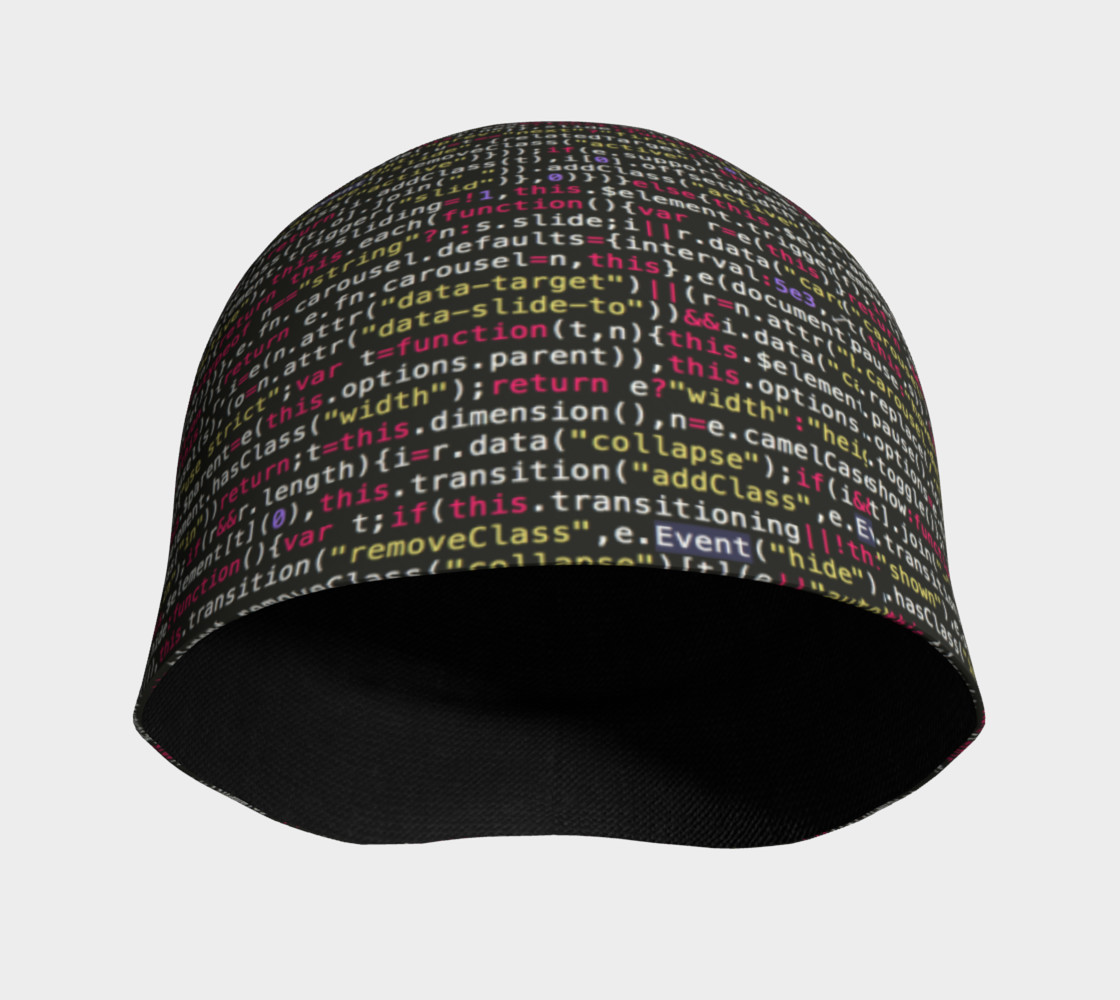Coding Beanie preview #3