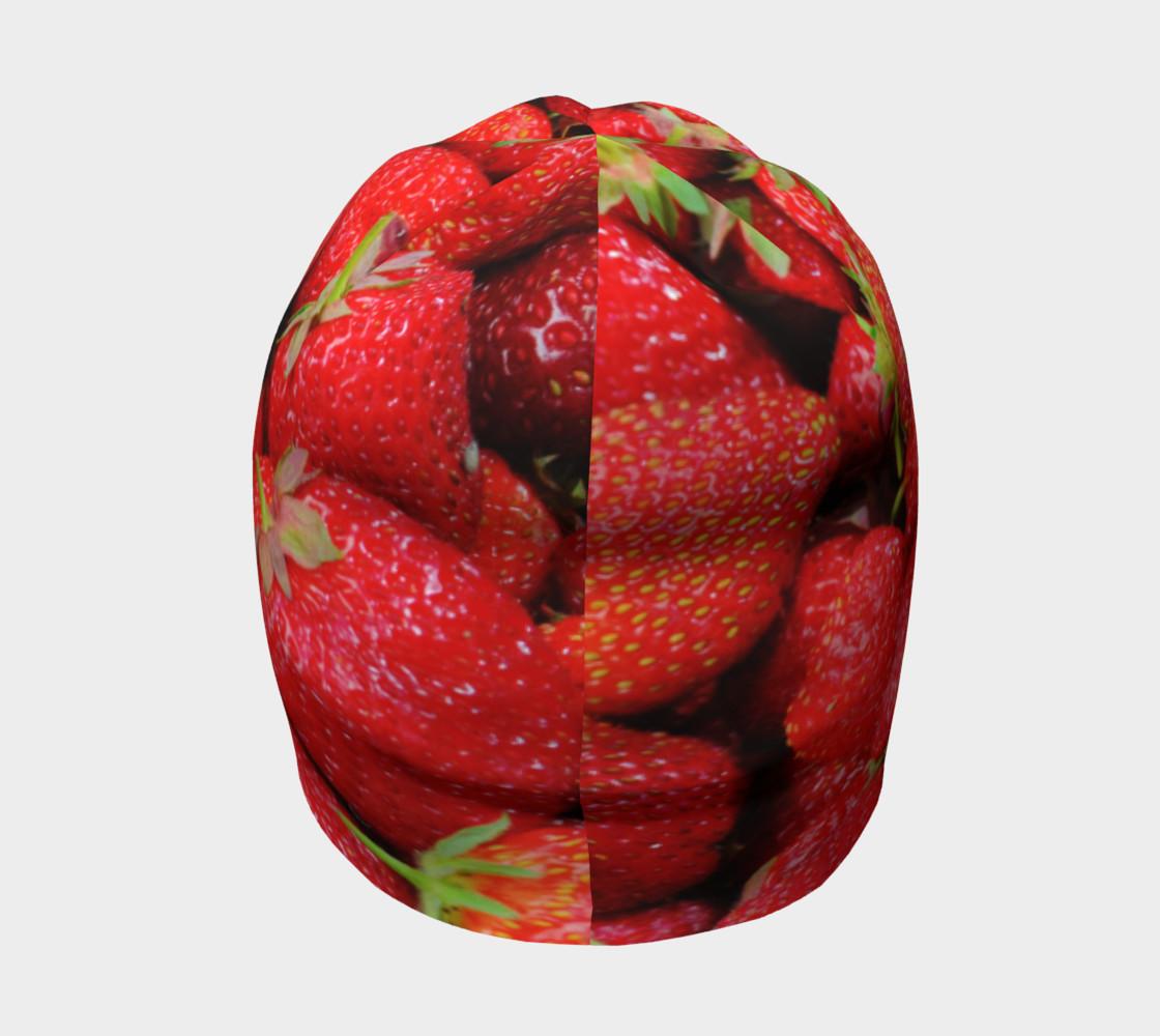 Strawberry Beanie preview #4