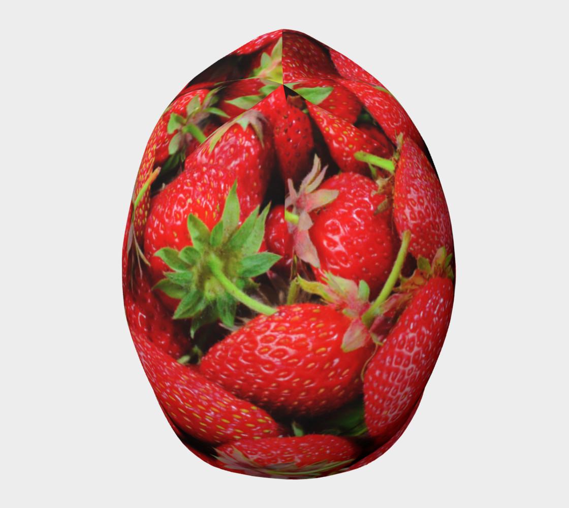 Strawberry Beanie preview #5