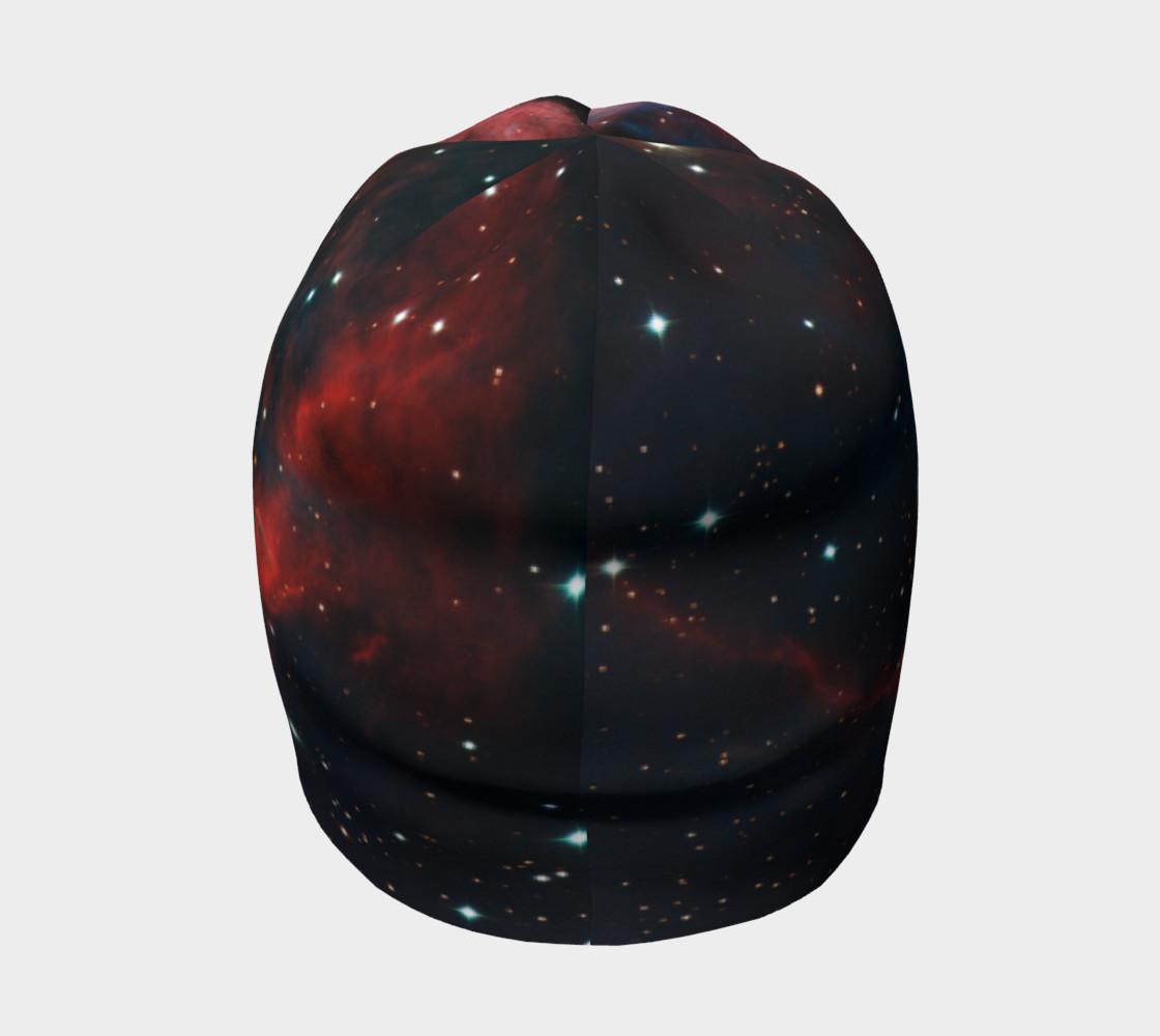 Aperçu de Seagull Nebula Beanie #4