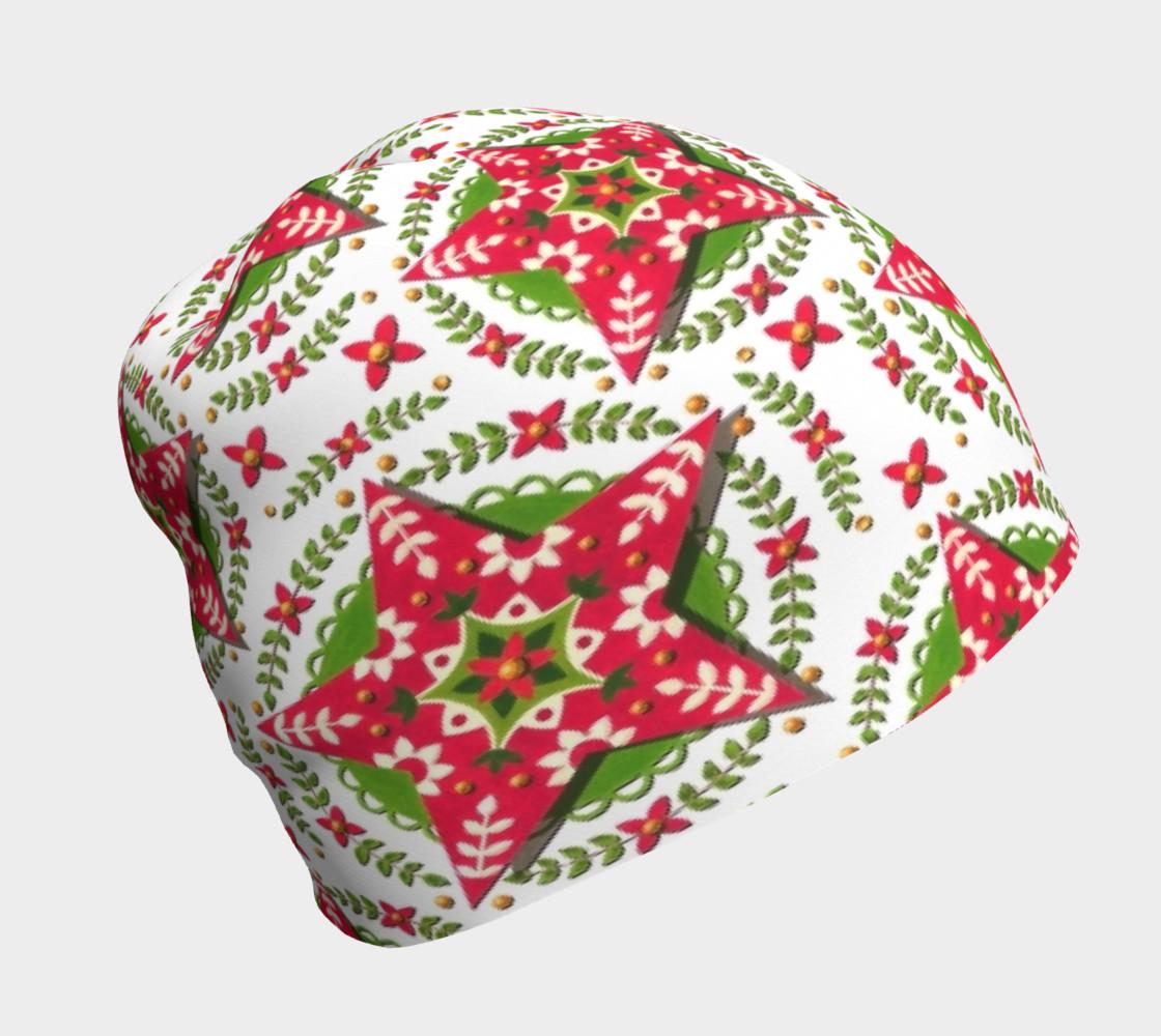 Aperçu de Folkloric Christmas Star #1