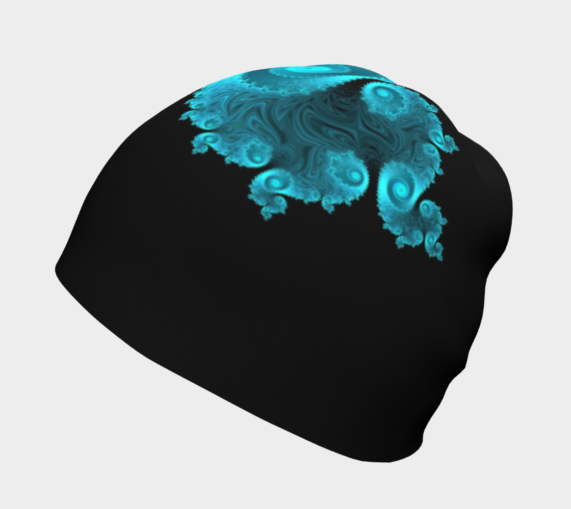Black Ice Beanie preview #2