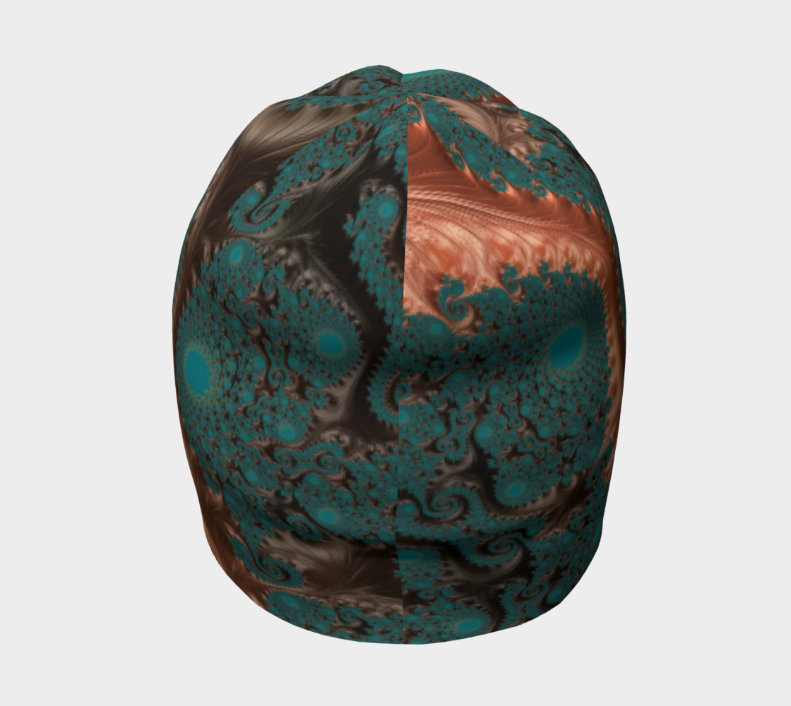 Copper Leaves Beanie preview #4
