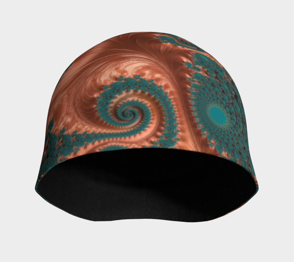 Copper Leaves Beanie preview #3