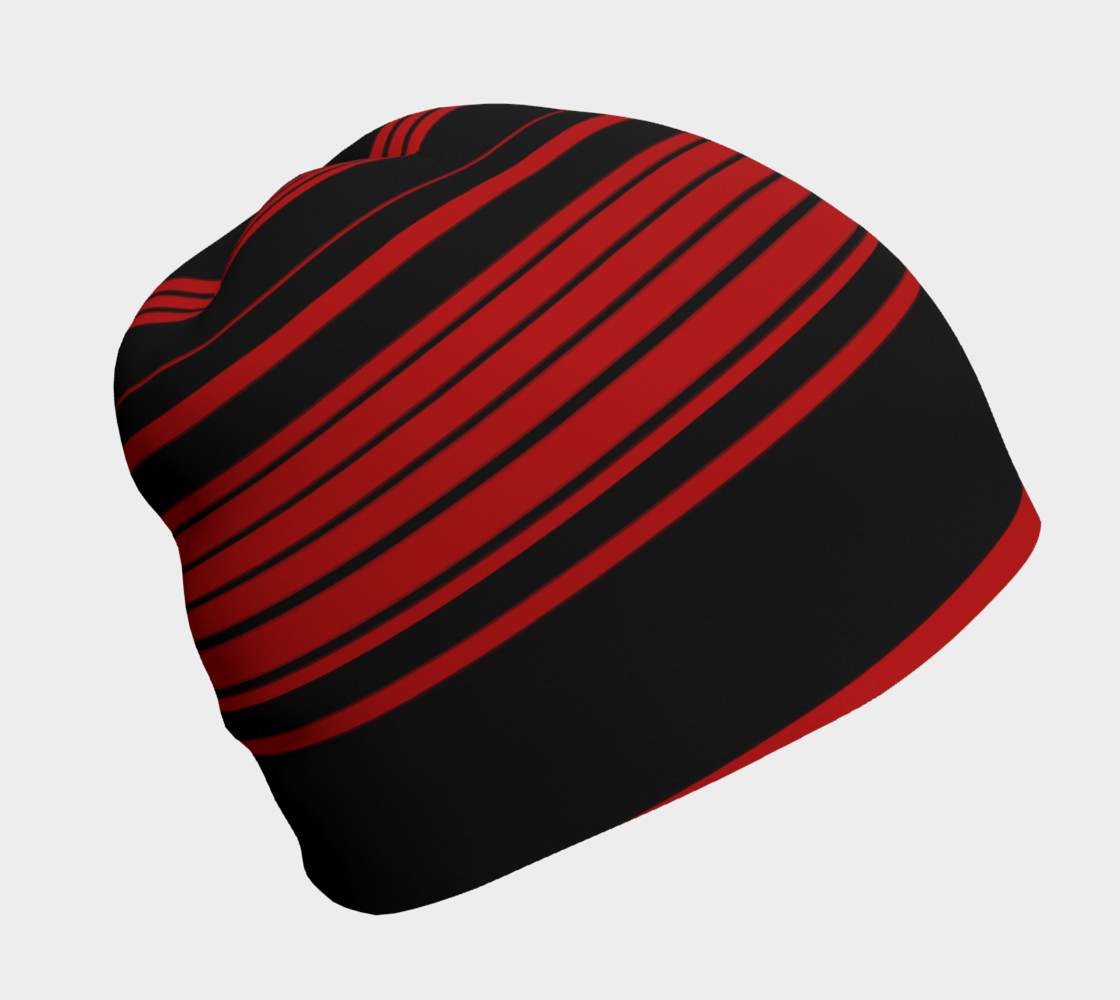 Three Red Stripes You're Out Beanie preview #1