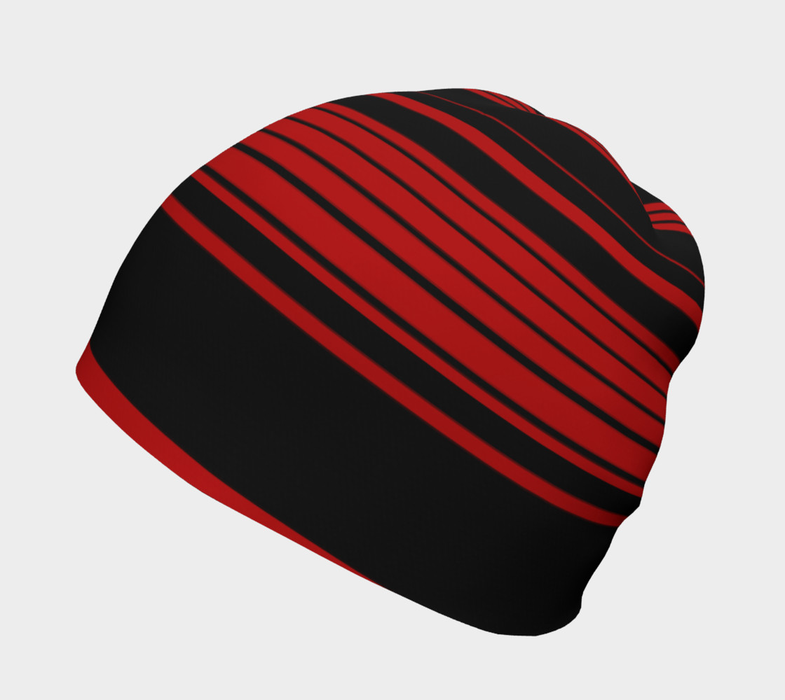 Three Red Stripes You're Out Beanie preview #2