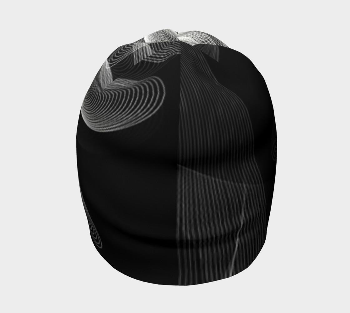Aperçu de Fractale en noir et blanc #4
