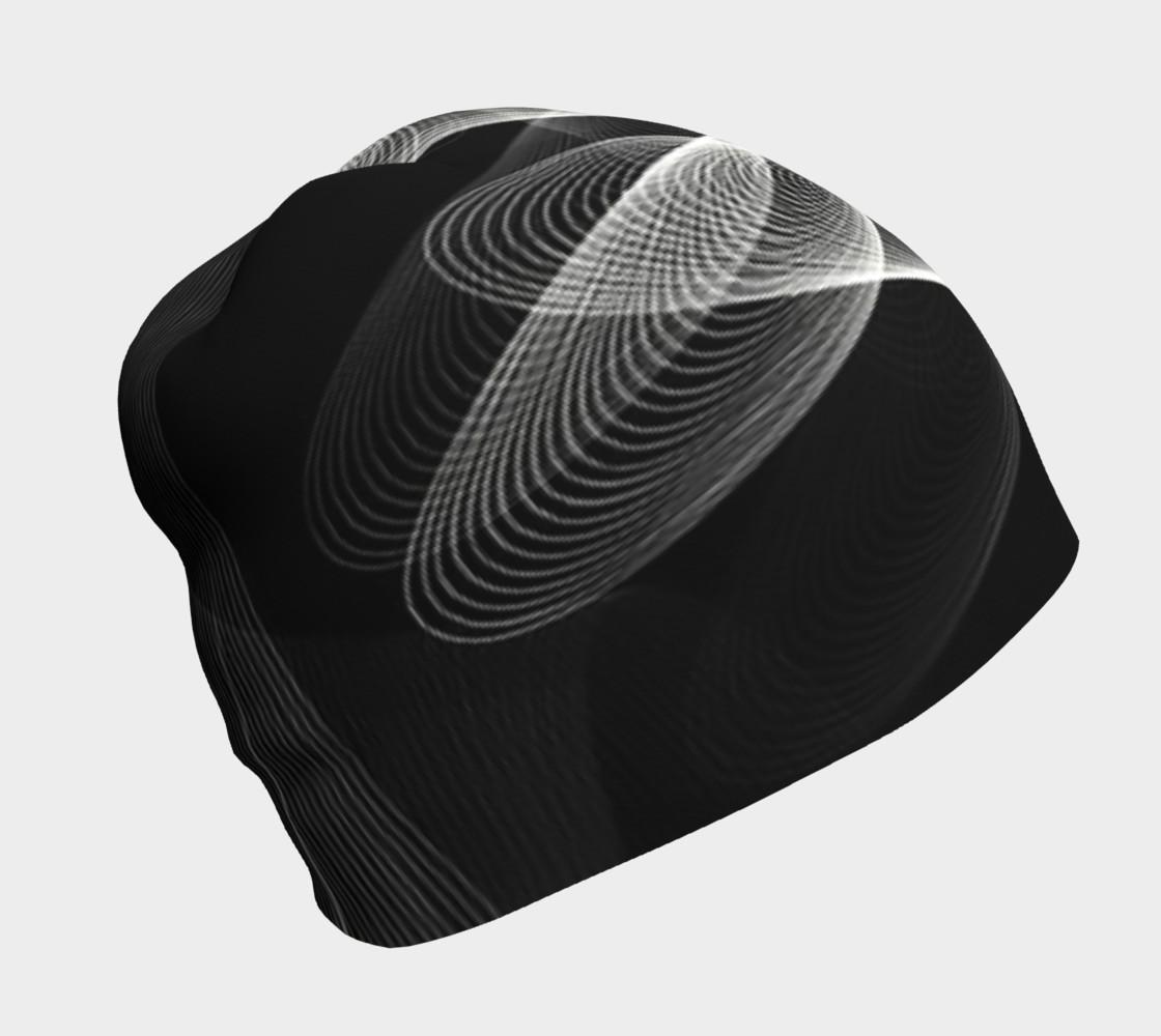 Aperçu de Fractale en noir et blanc #1