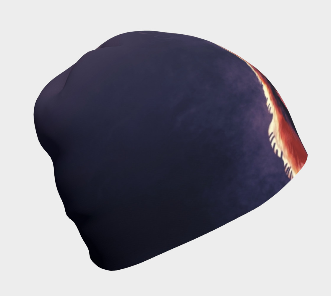 Whisper In The Mist Beanie 3D preview